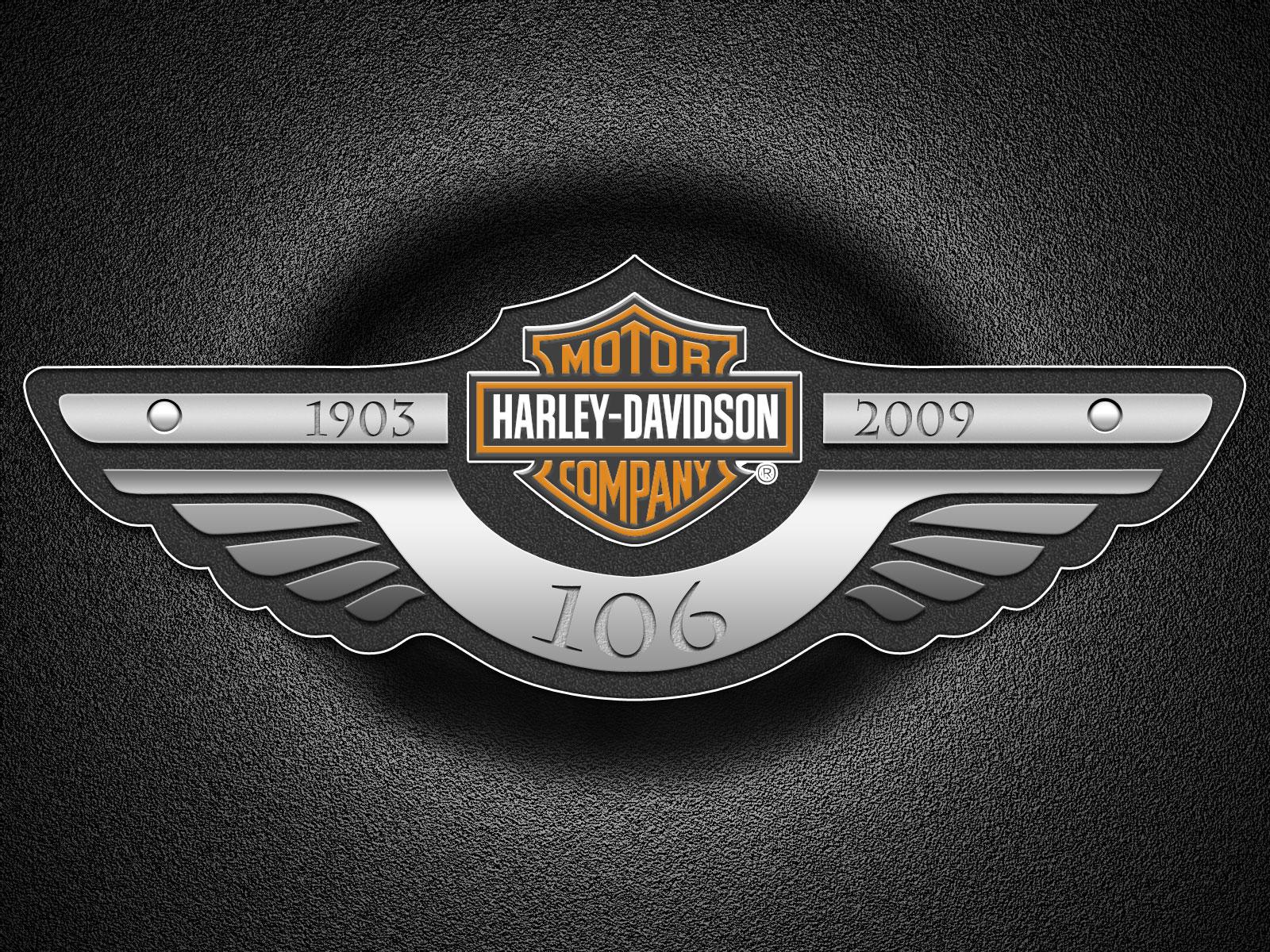 Harley Davidson Logo Click To View