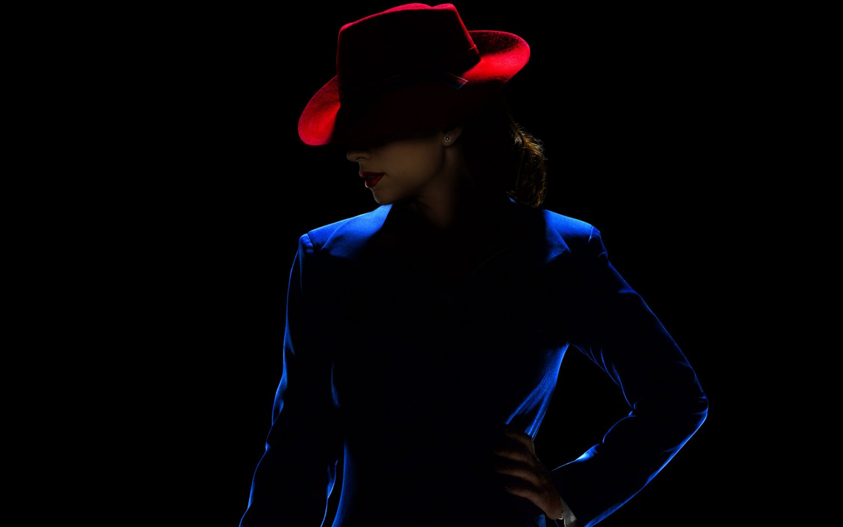 Hayley Atwell As Agent Carter 2015