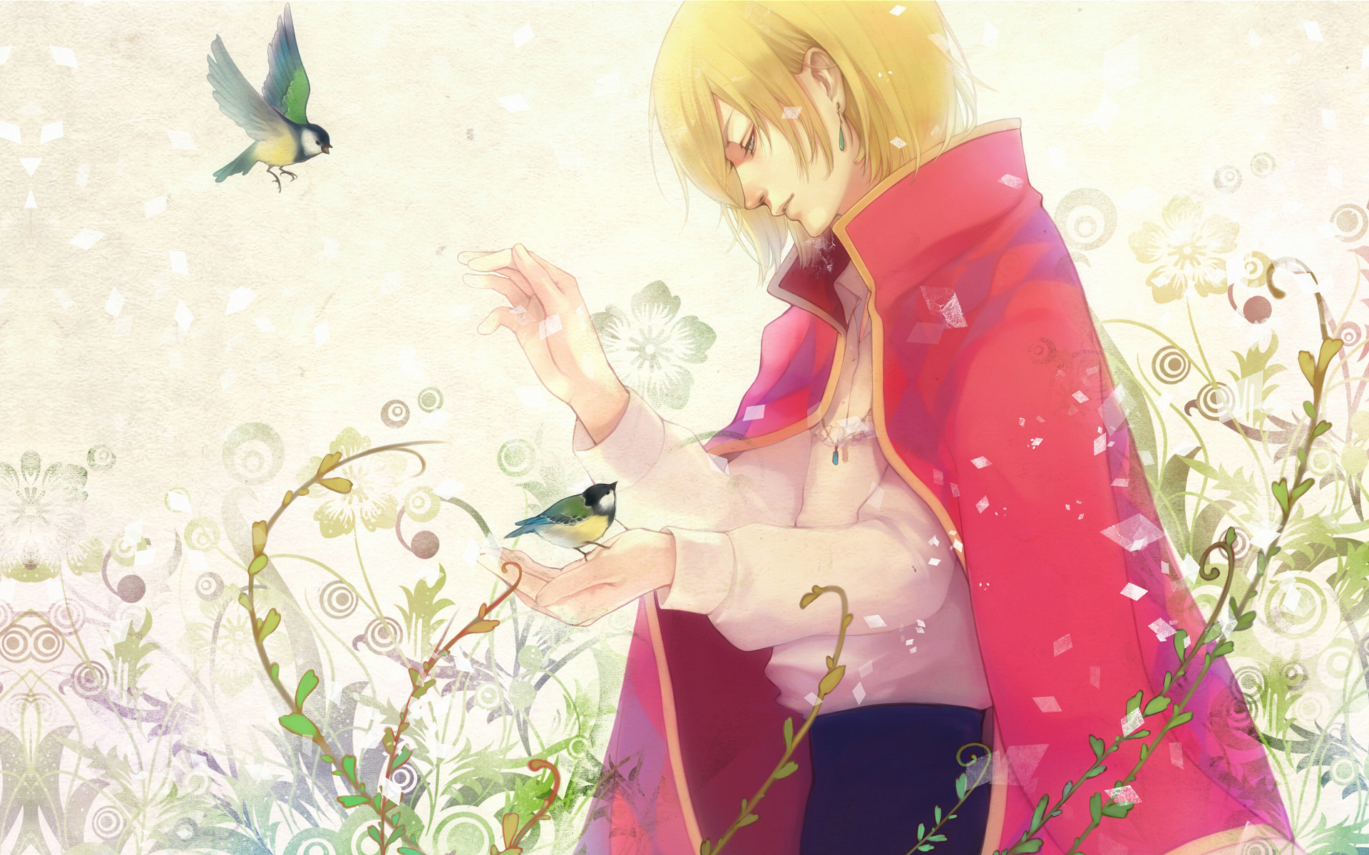 Howls Moving Castle Anime Wallpapers