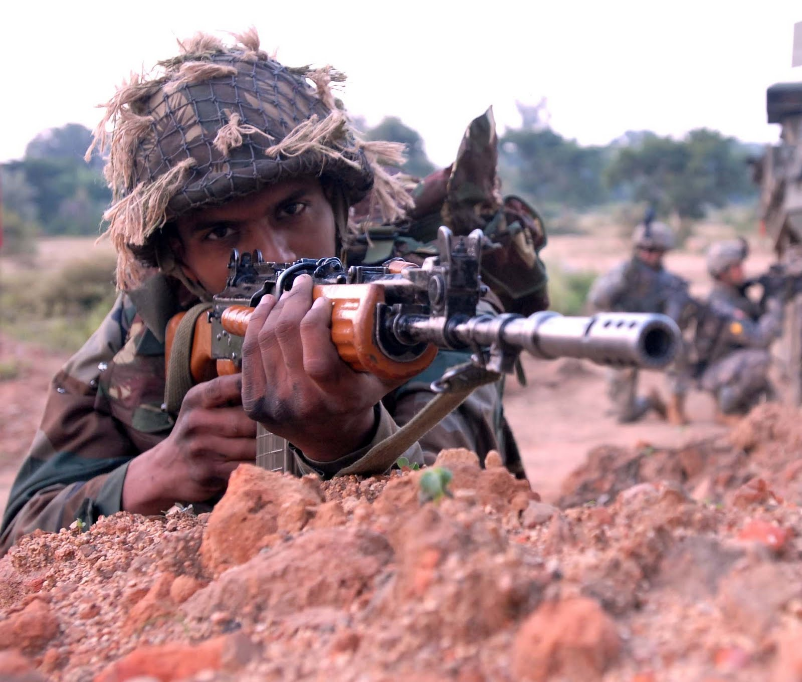 Indian Army Click To View