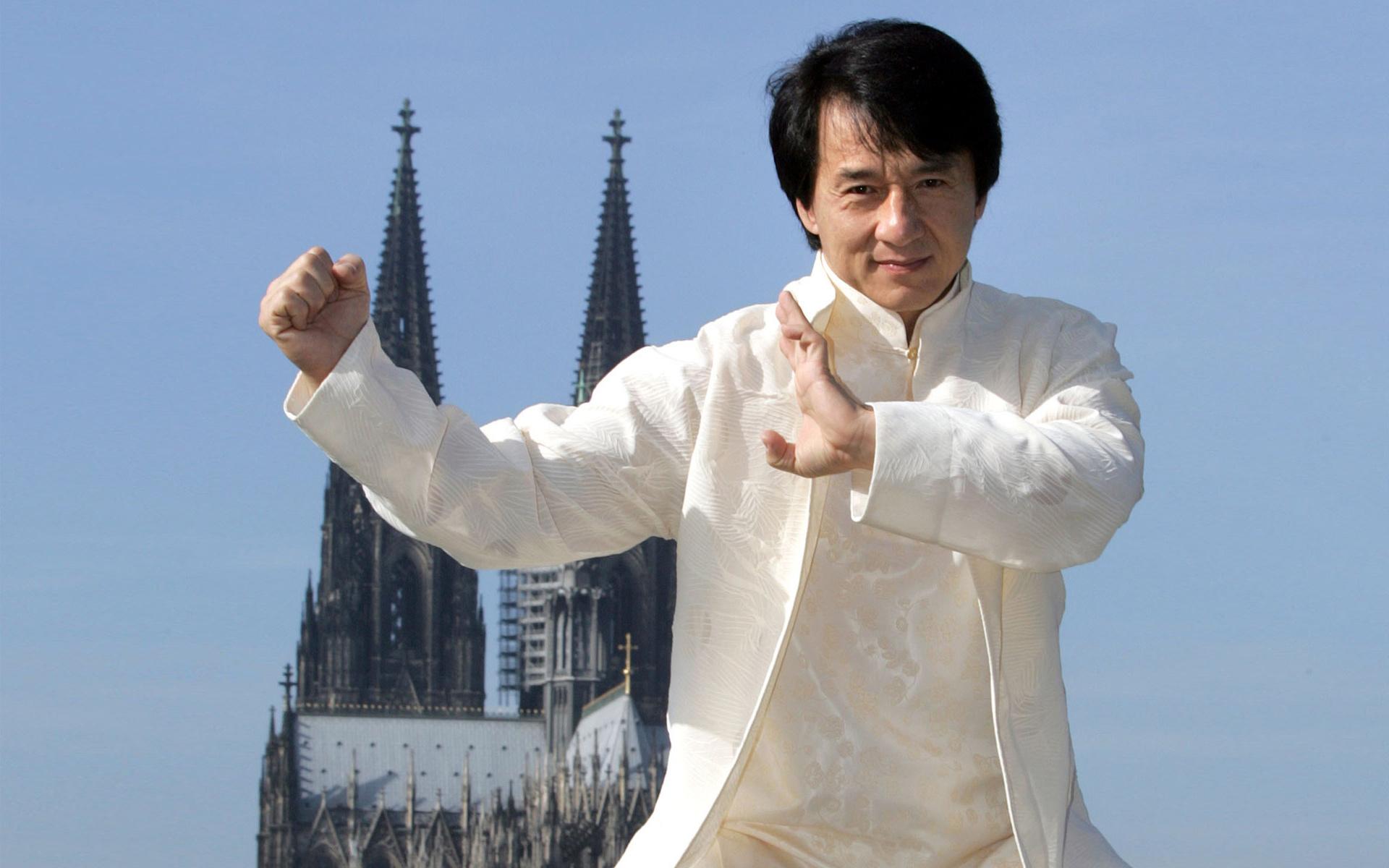 Jackie Chan Wallpapers