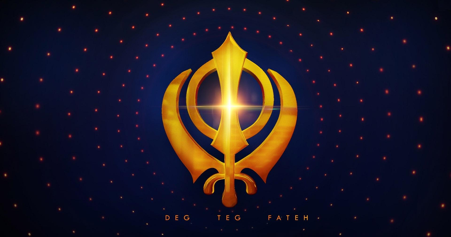 Khanda Sikh Symbol Wallpapers