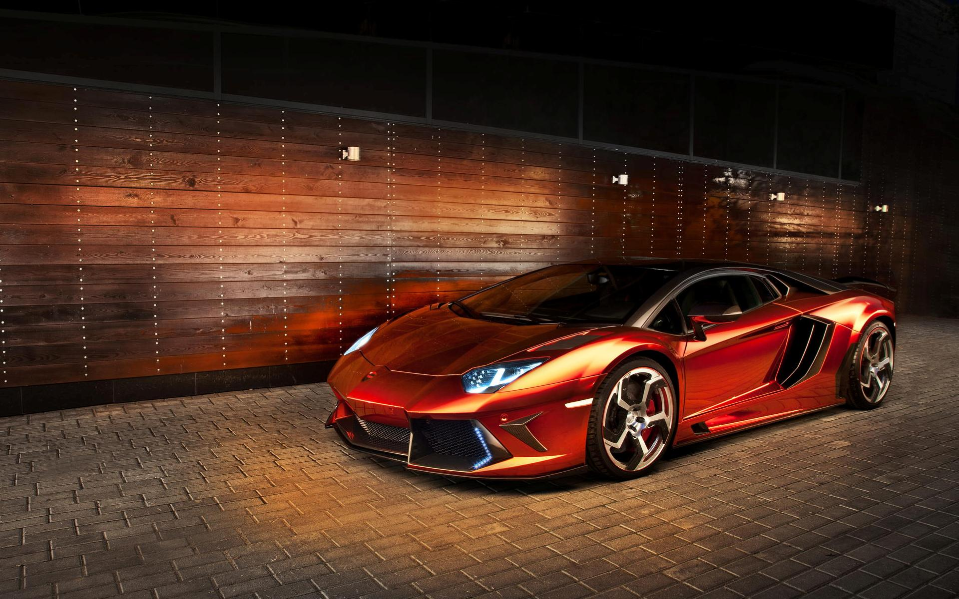 Lamborghini Aventador Tuning Car Wallpapers 1920x1200