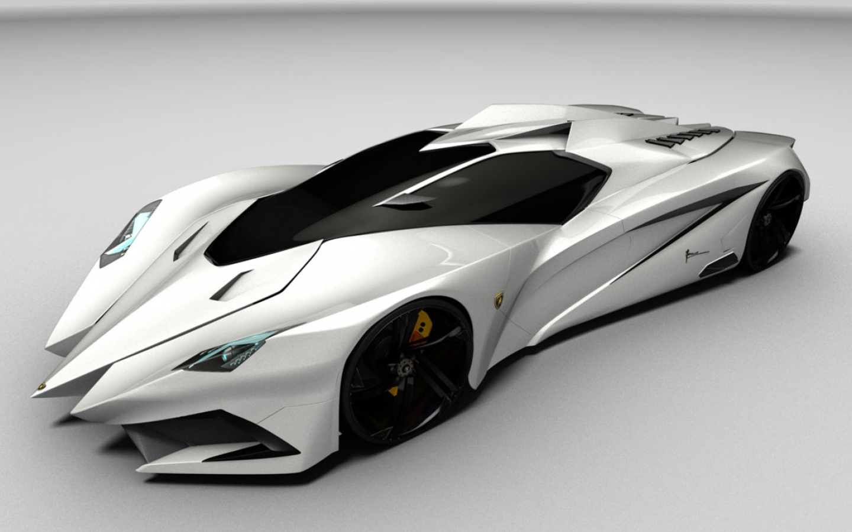 Lamborghini Ferruccio Concept Wallpapers - 1440x900 - 449238
