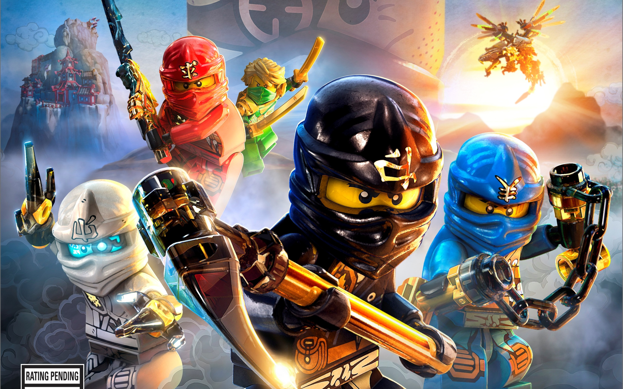 Download Wallpaper Marvel Ronin - lego_ninjago__shadow_of_ronin_2015-wide  Best Photo Reference_259116.jpg