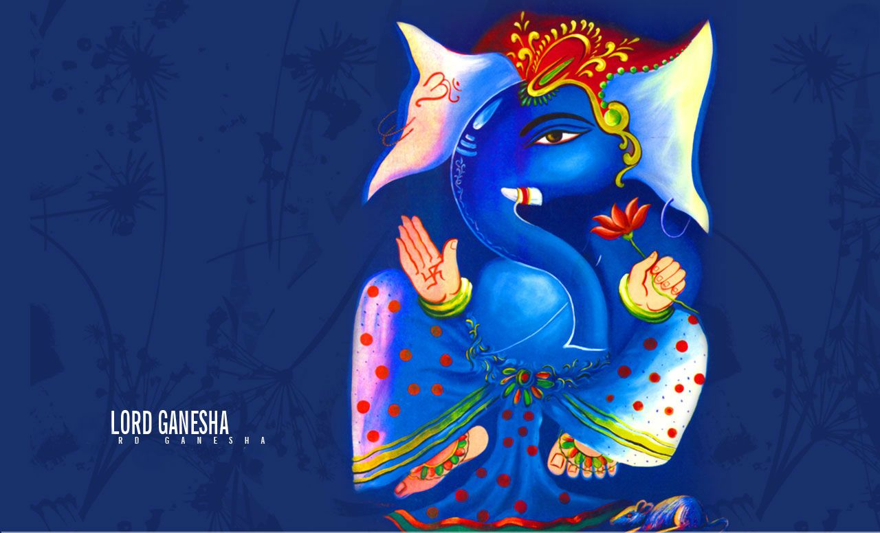 lord ganesha 3d wallpapers for windows 7