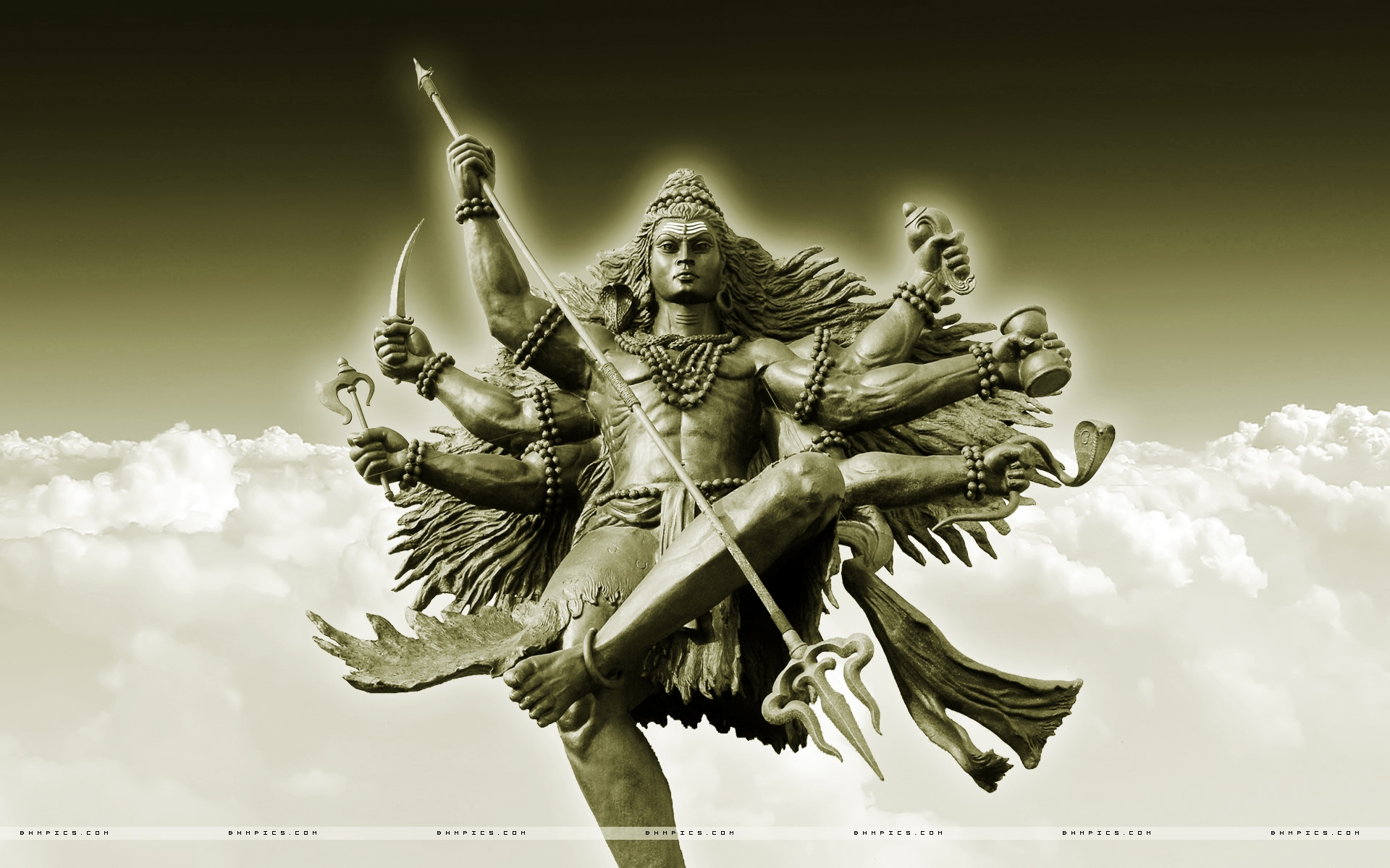 Lord Kaal Bhairav Wallpapers - 1920x1200 - 1060980