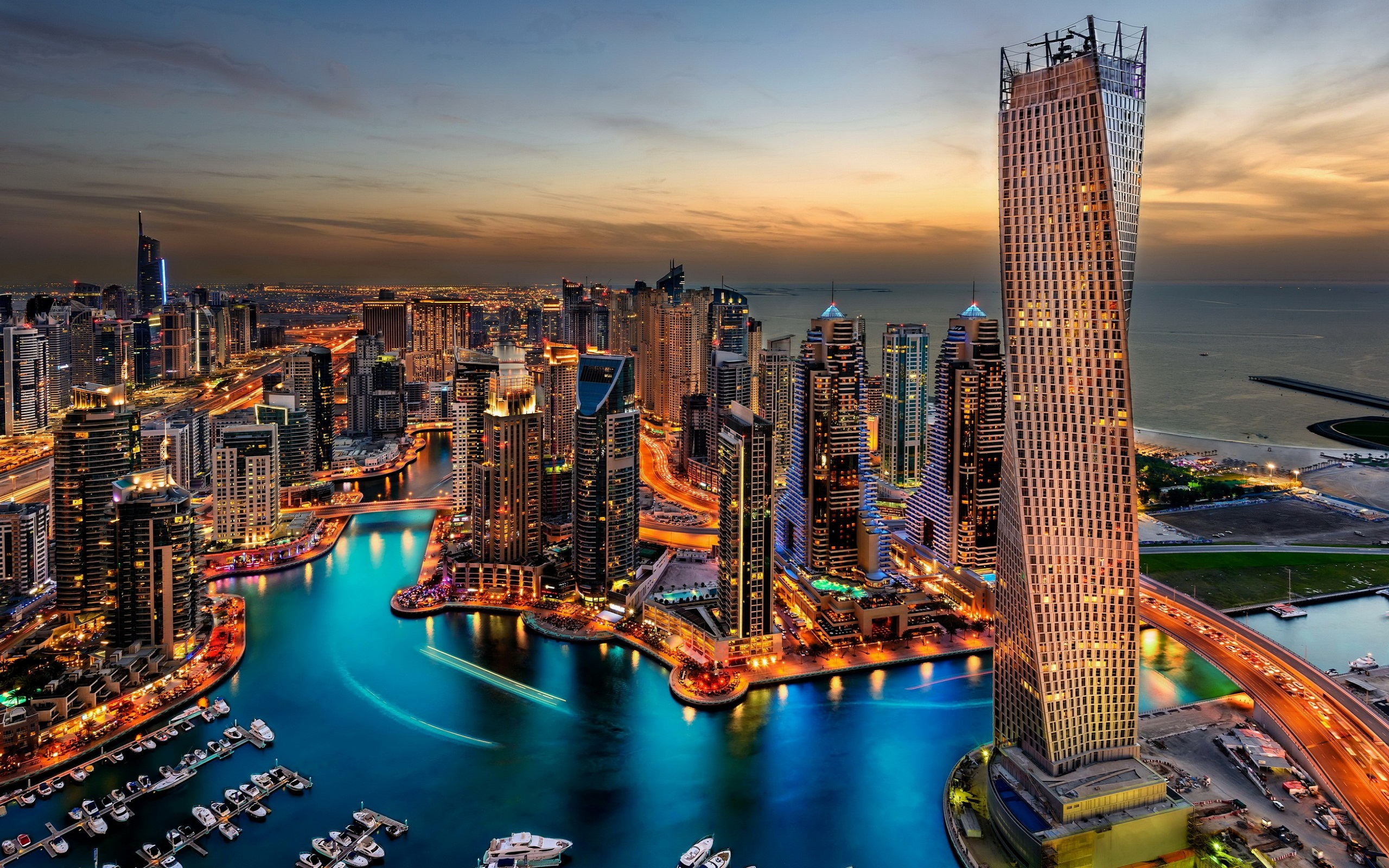 Luxury hotels in dubai wallpapers 2560x1600 1628374 for Posh hotels in dubai