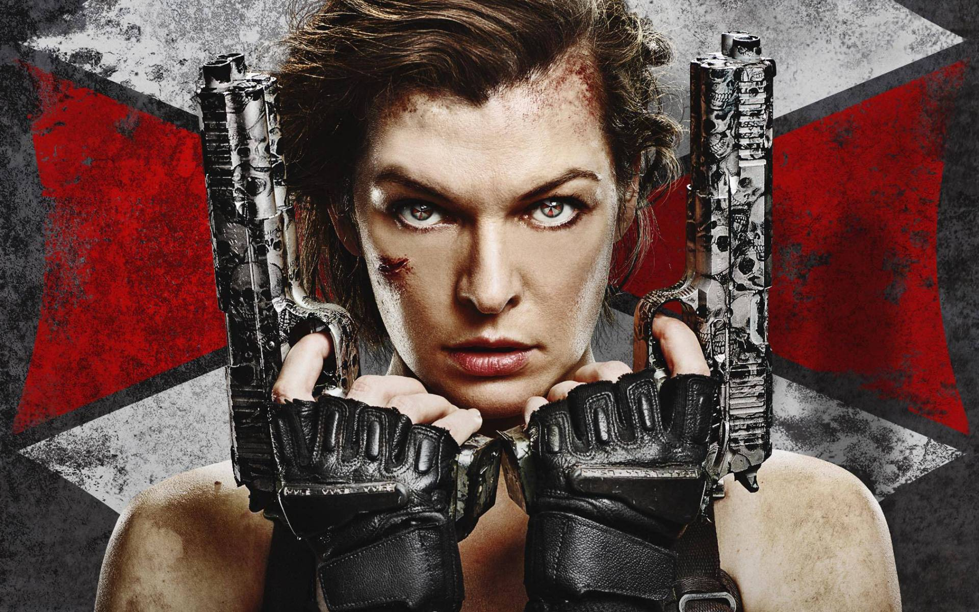 Milla Jovovich As Alice Resident Evil The Final Chapter