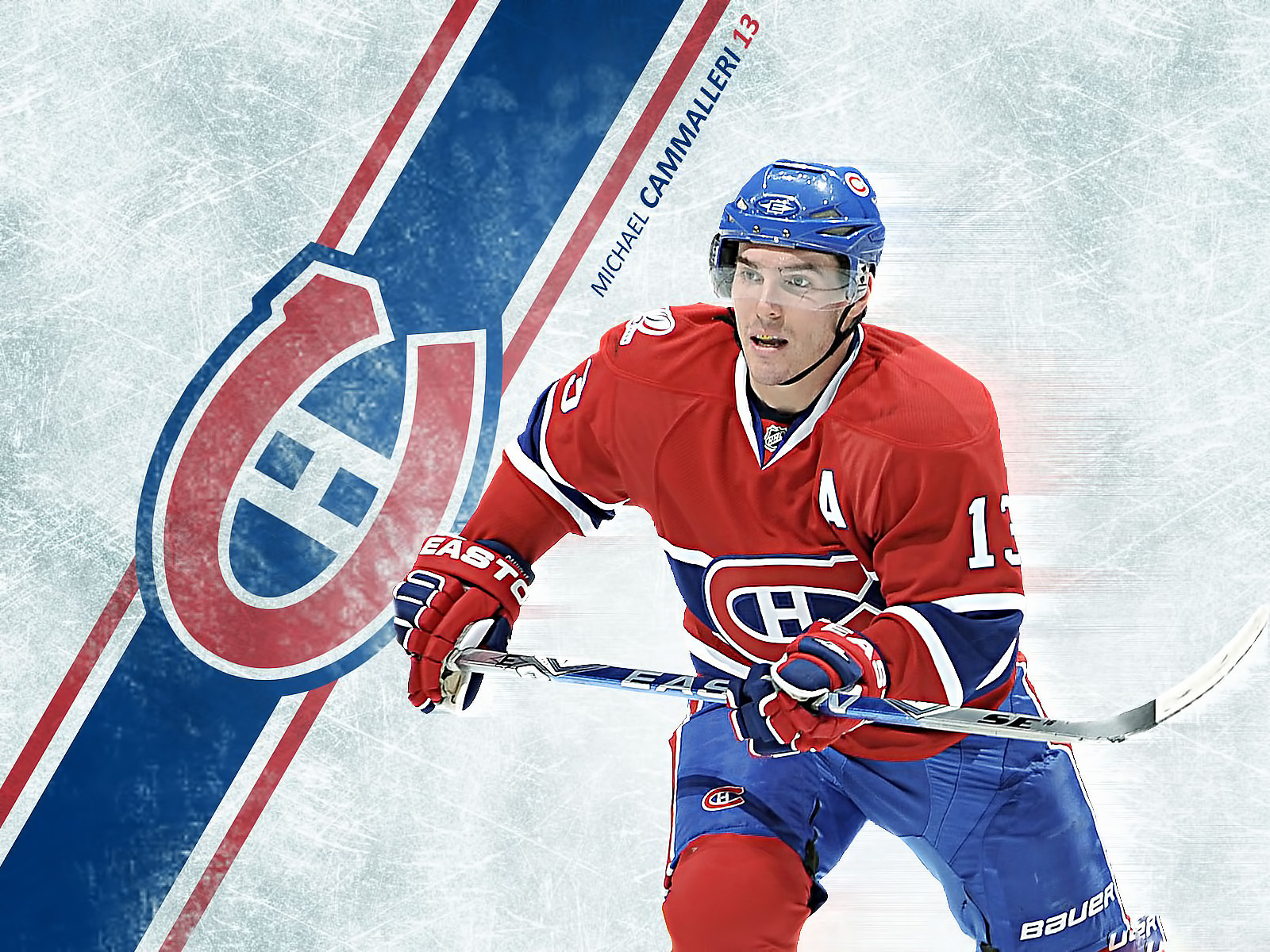 Montreal Canadiens Wallpapers 1600x1200 733964
