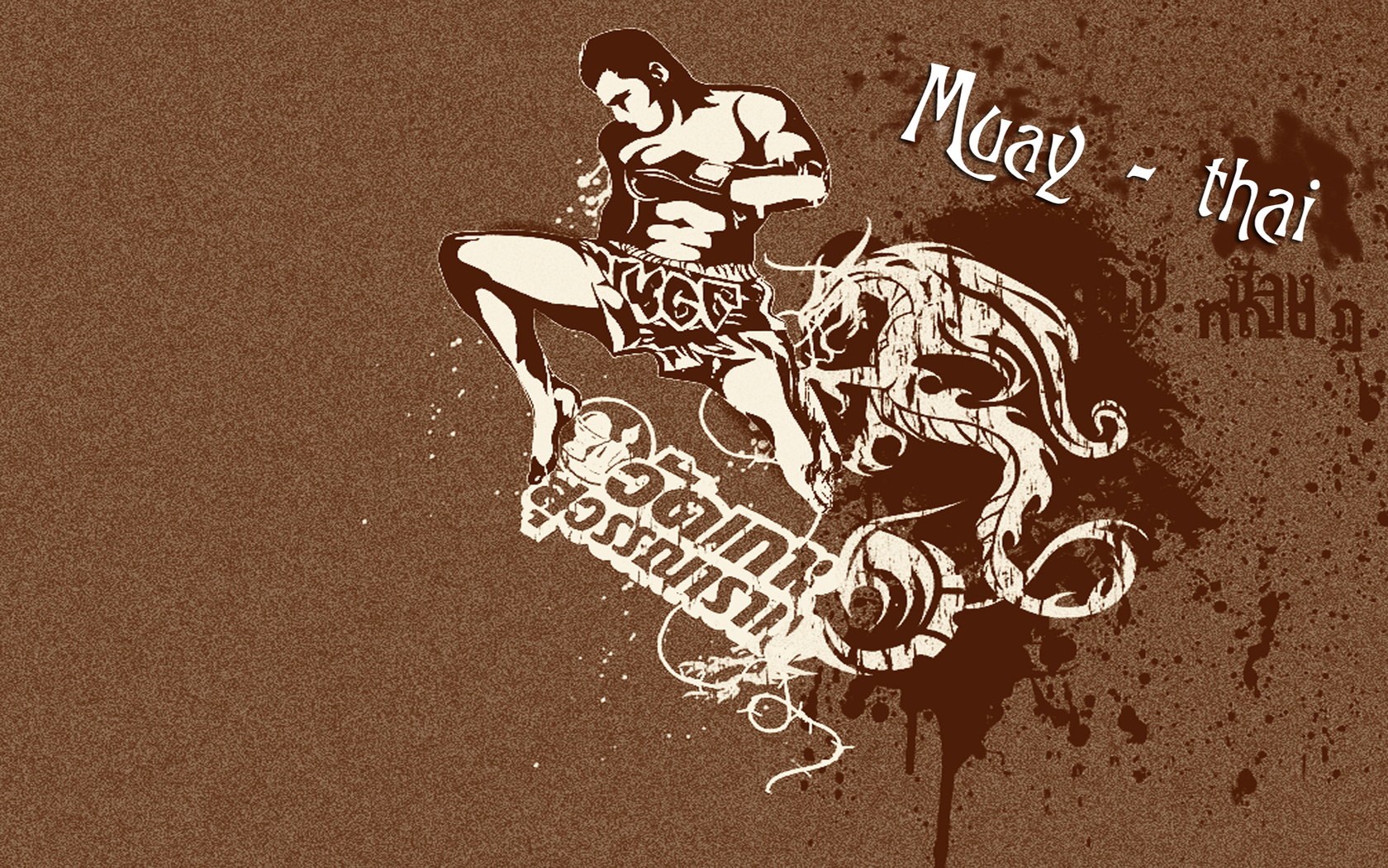 Muay Thai Wallpapers