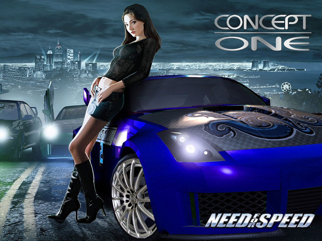 Need For Speed Underground 2 | 1024 x 768 | Download | Close