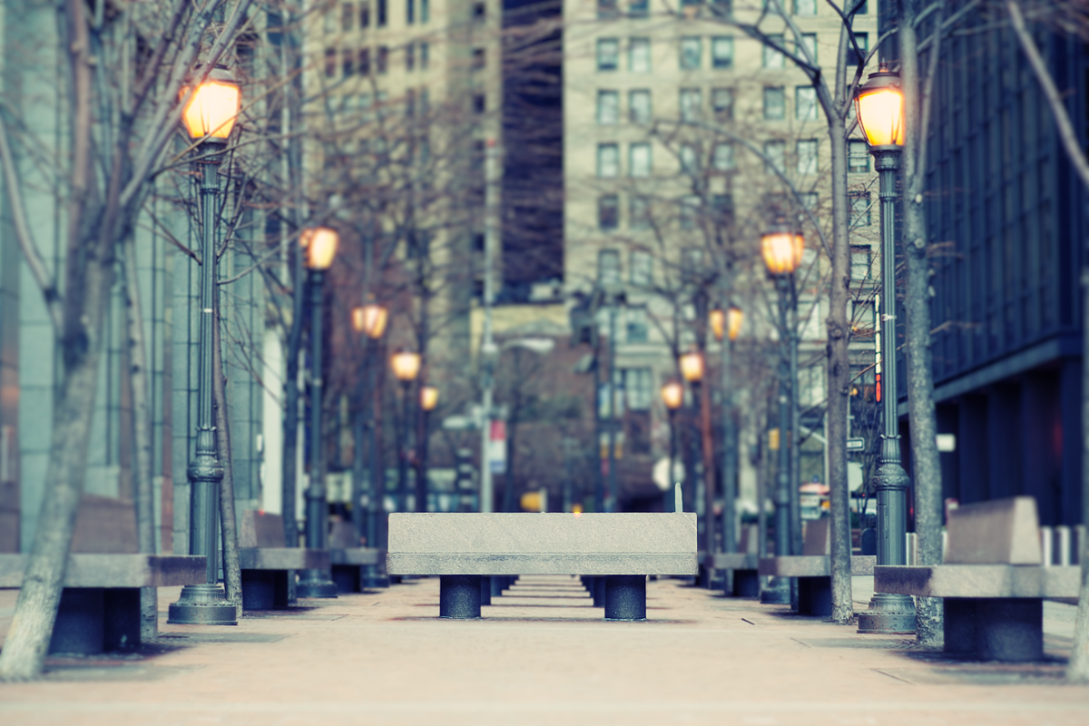 New York Streets At Day Click To View