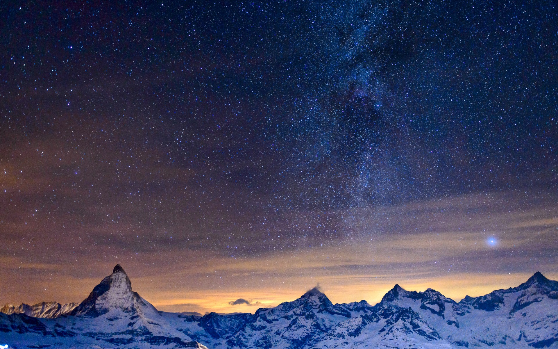 Beautiful Wallpaper Mountain Star - night_the_mountains_the_sky_stars-wide  Trends_70548.jpg