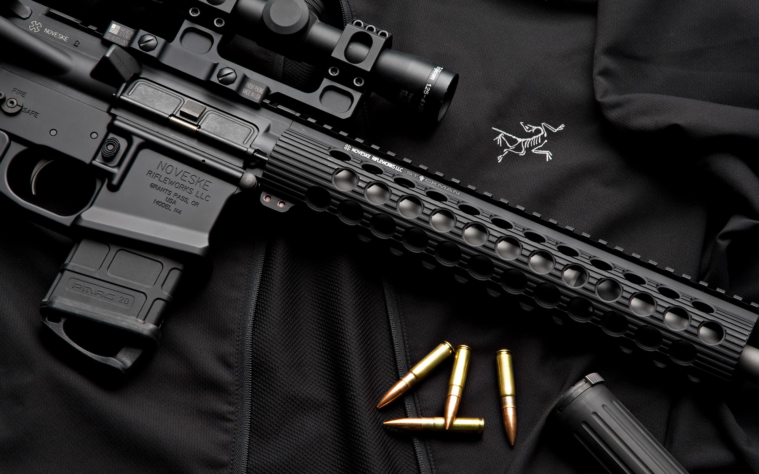 noveske ar 15 gun wallpapers - 2560x1600 - 1157483
