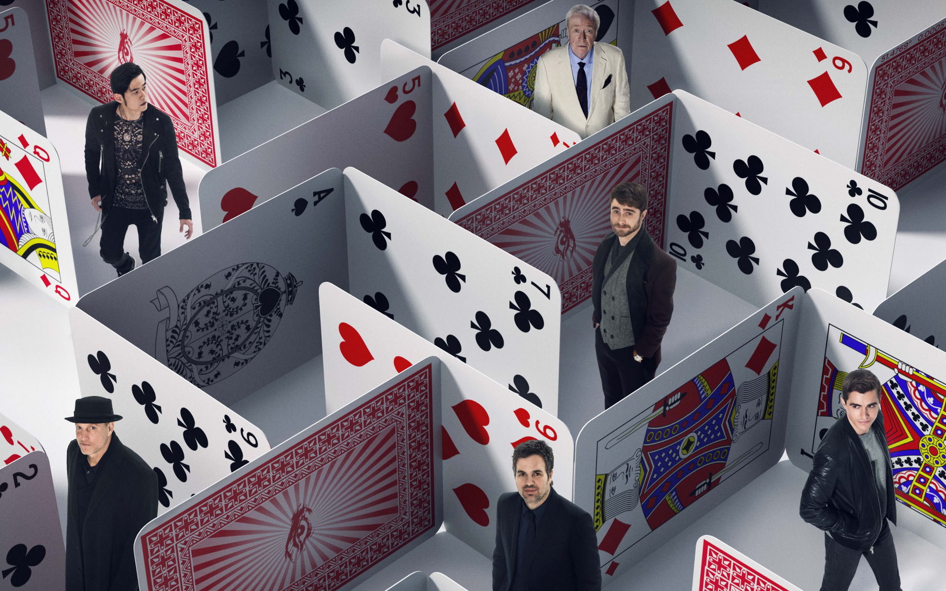 Now You See Me 2 Poster Wallpapers