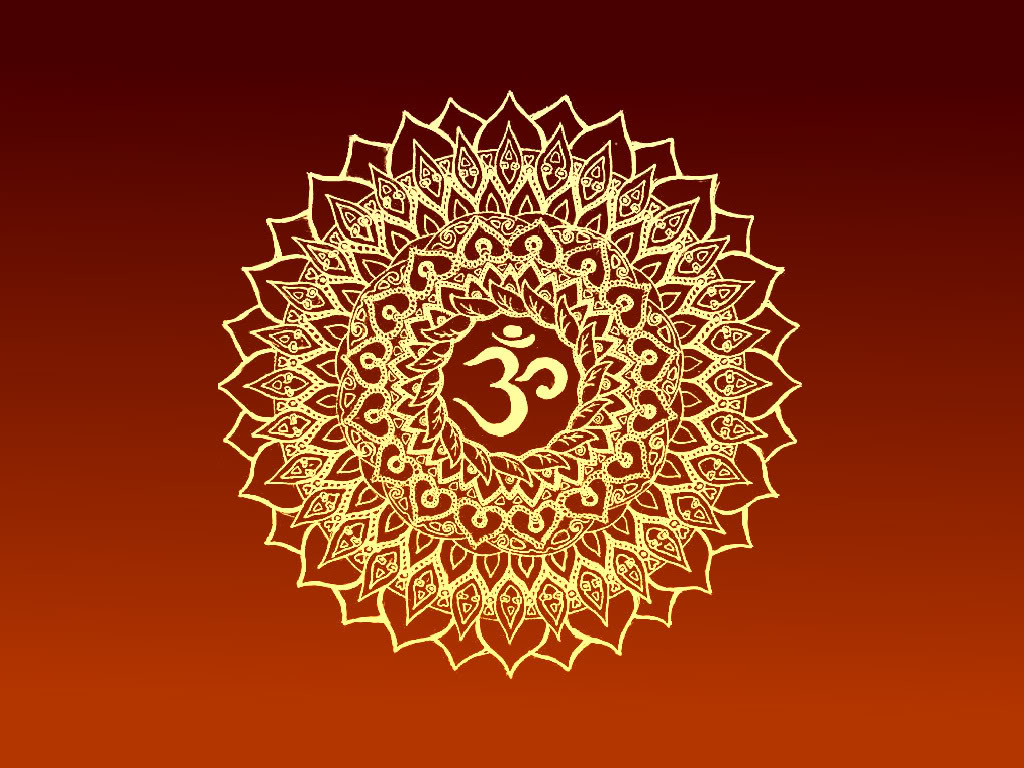 Om Coloring Symbol Wallpapers 1024x768 178845