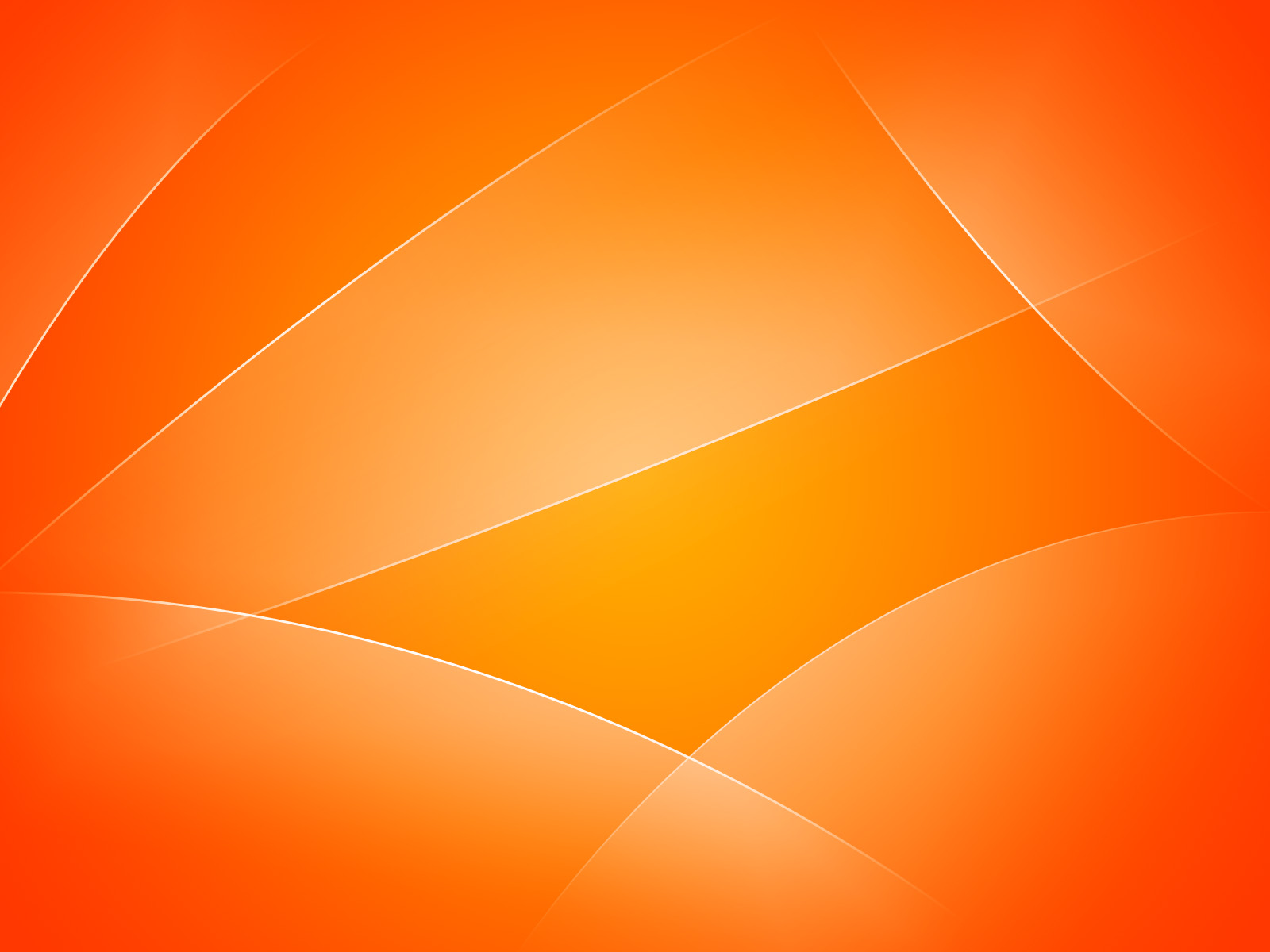 Orange Abstract Wallpaper Wallpapers