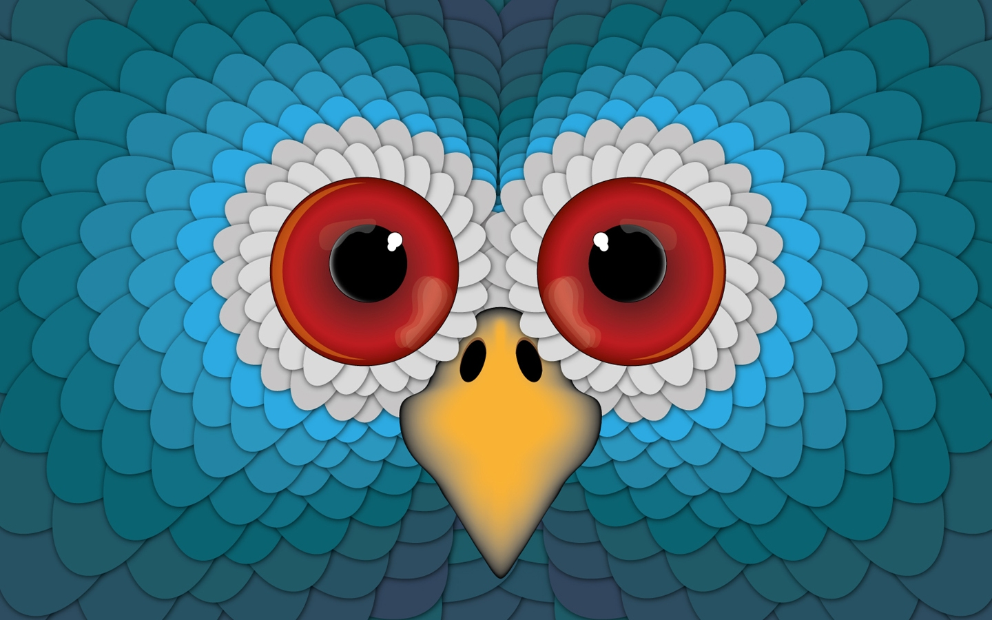 Owl Abstract | 1440 x 900 | Download | Close