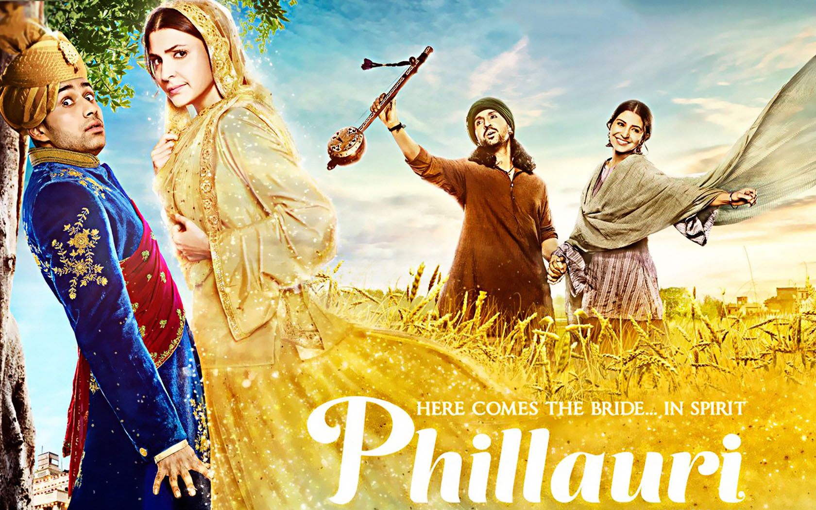 phillauri 2017 wallpapers