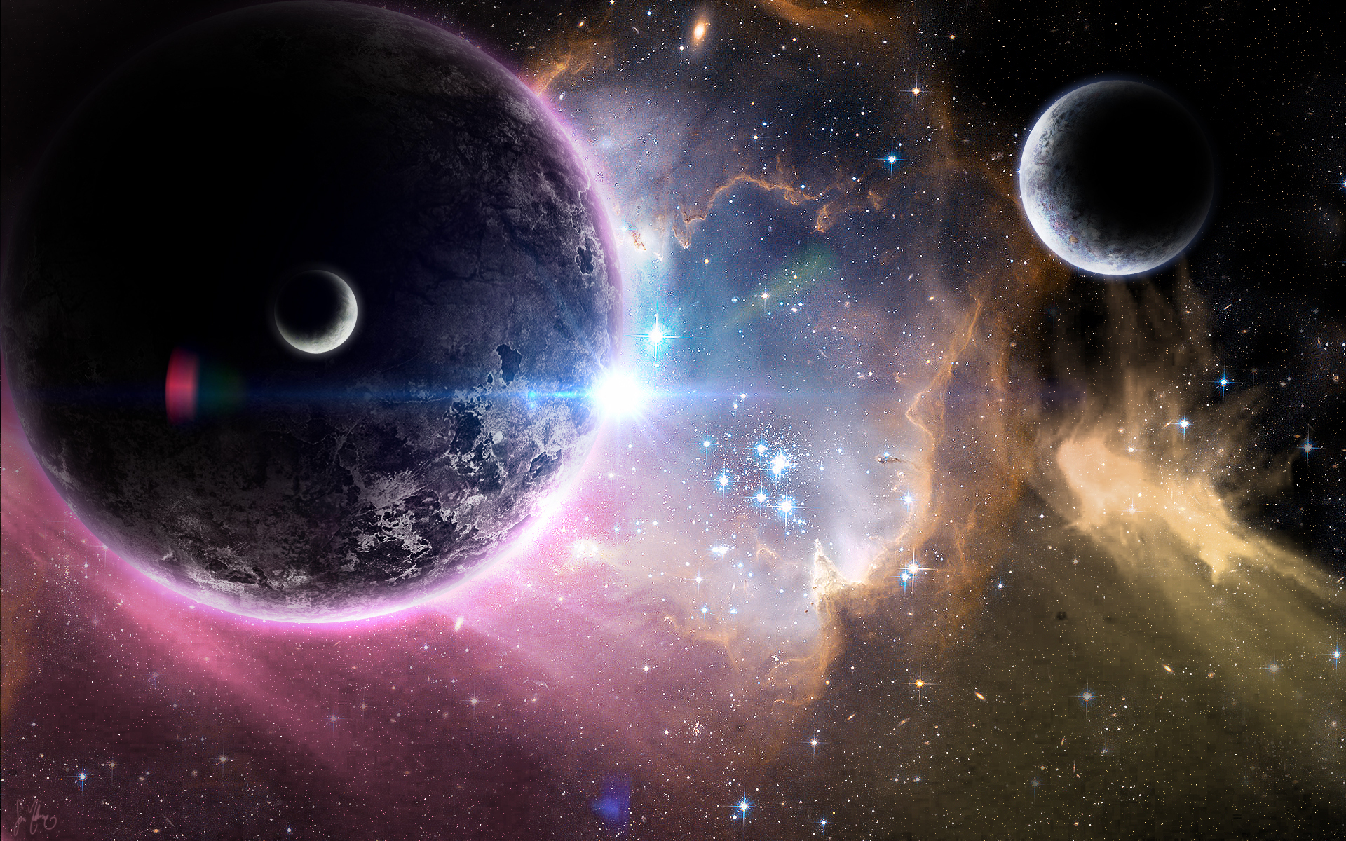 the coolest planets in universe - photo #11