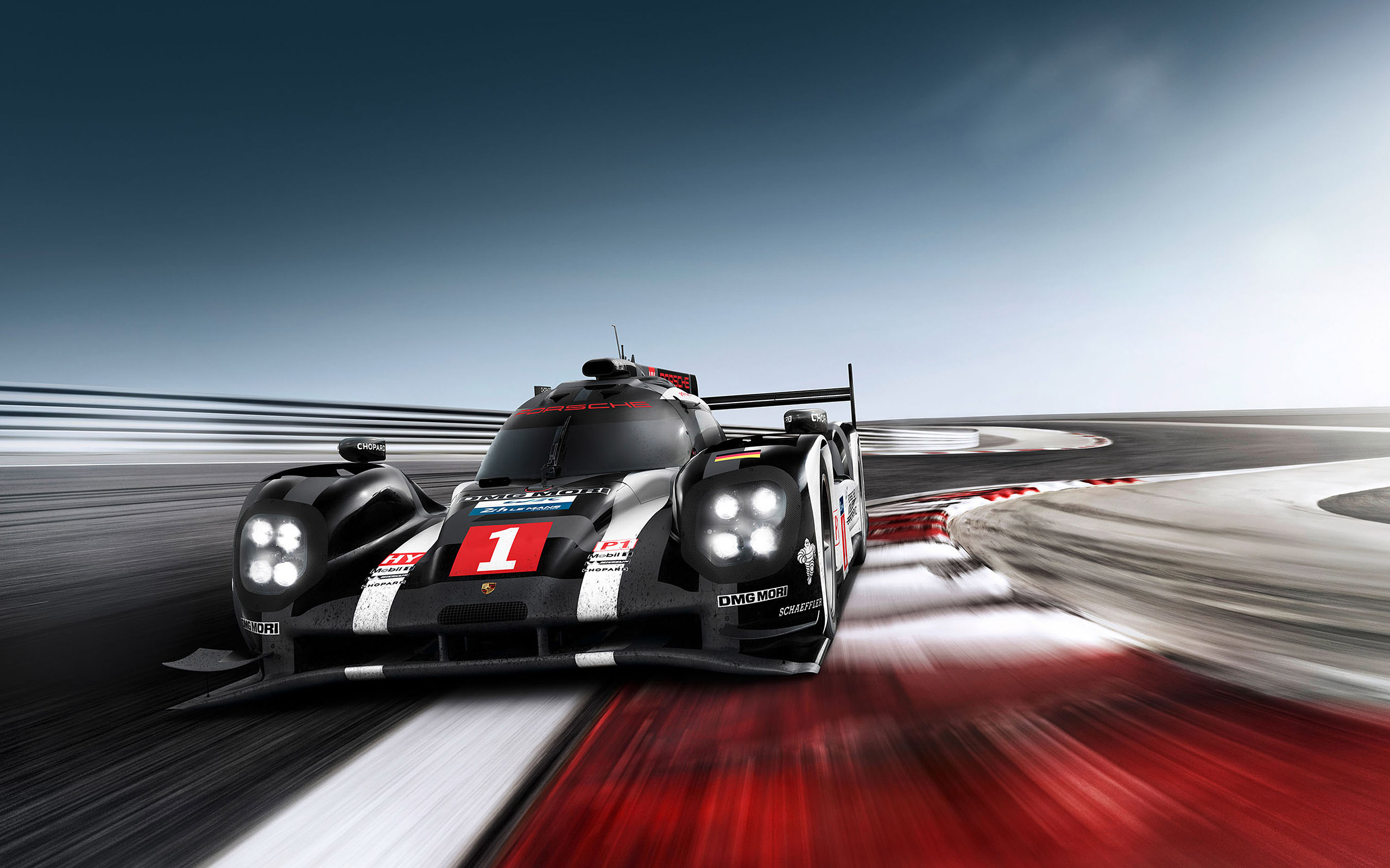 porsche 919 hybrid 2016 wallpapers