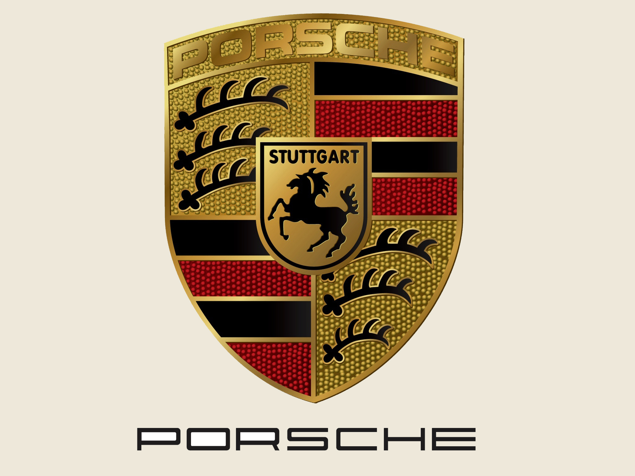 Porsche Logo Car Click To View