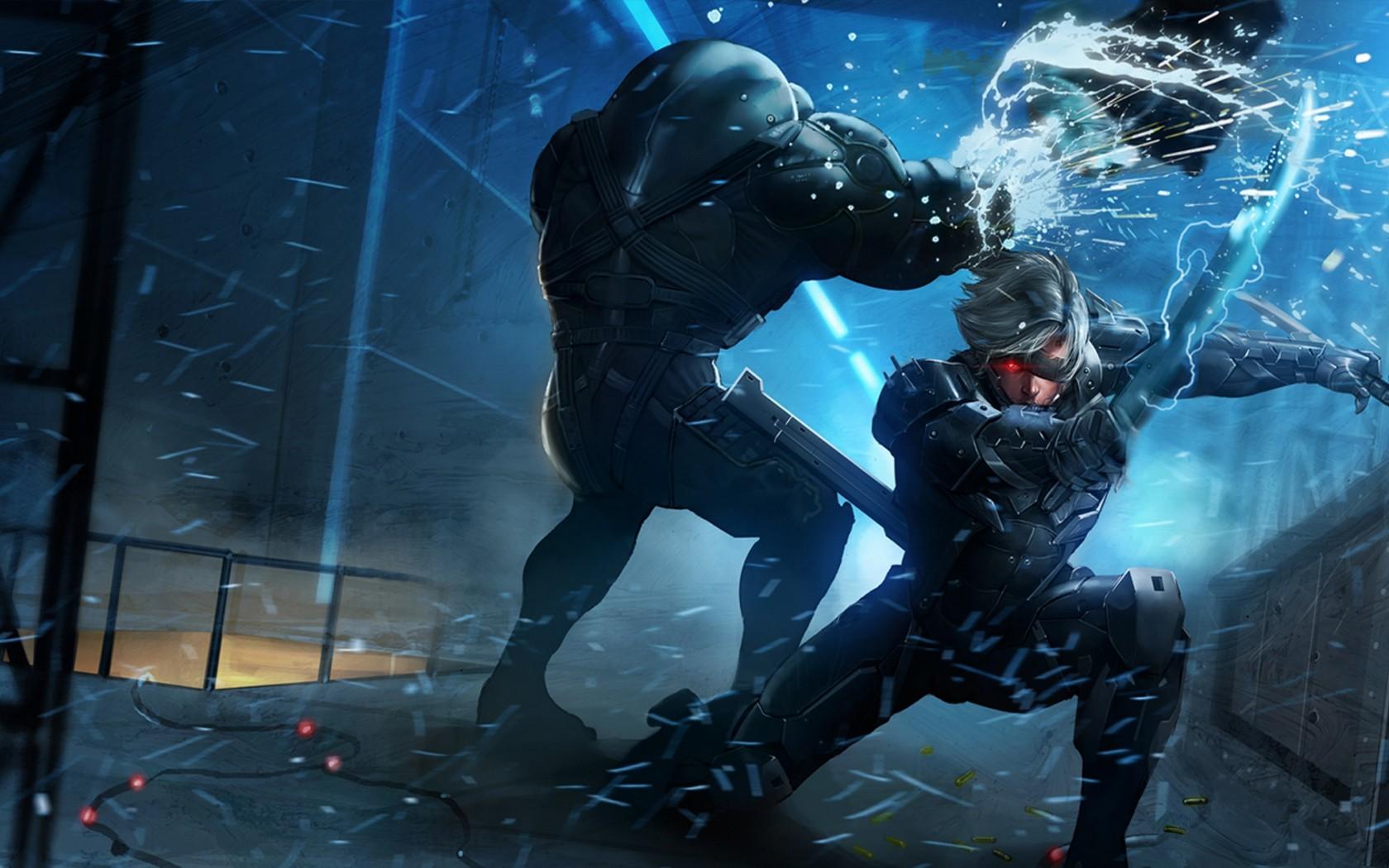Raiden  The Metal Gear Wallpapers 1680x1050 311379