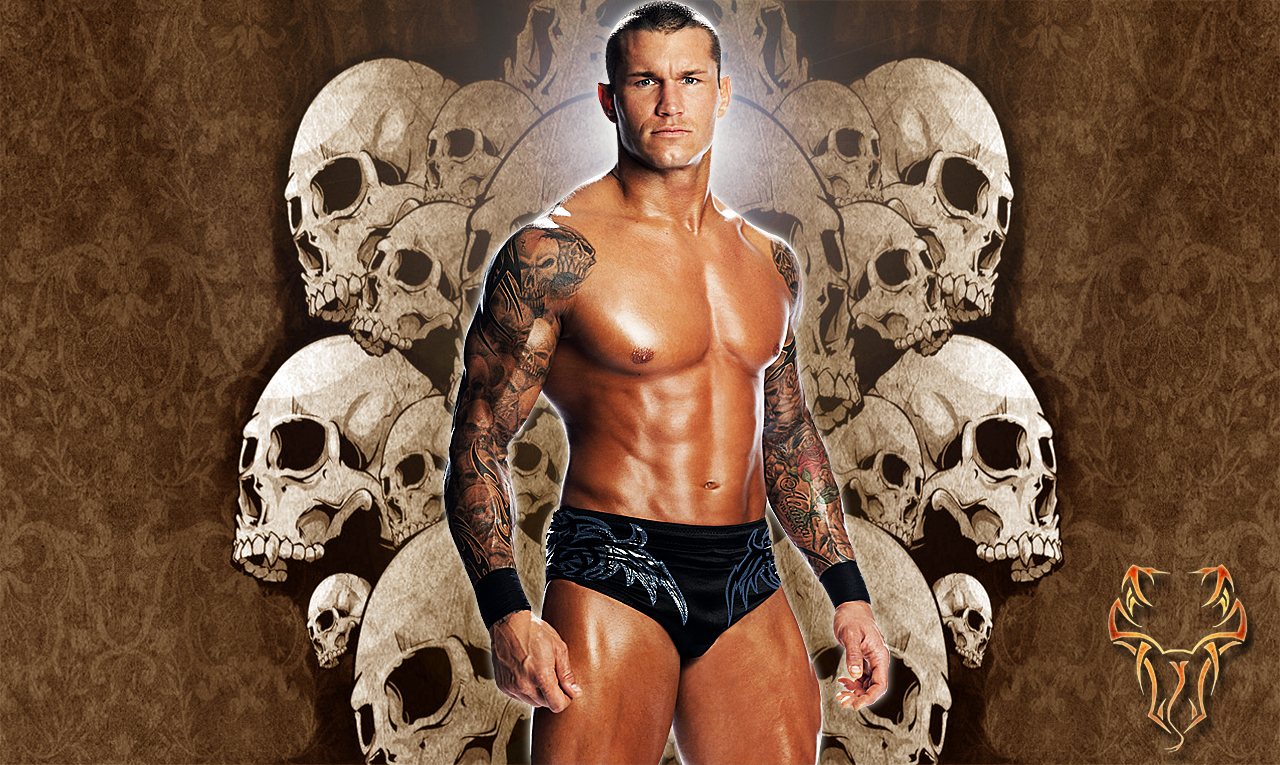 Randy Orton Death Bringer