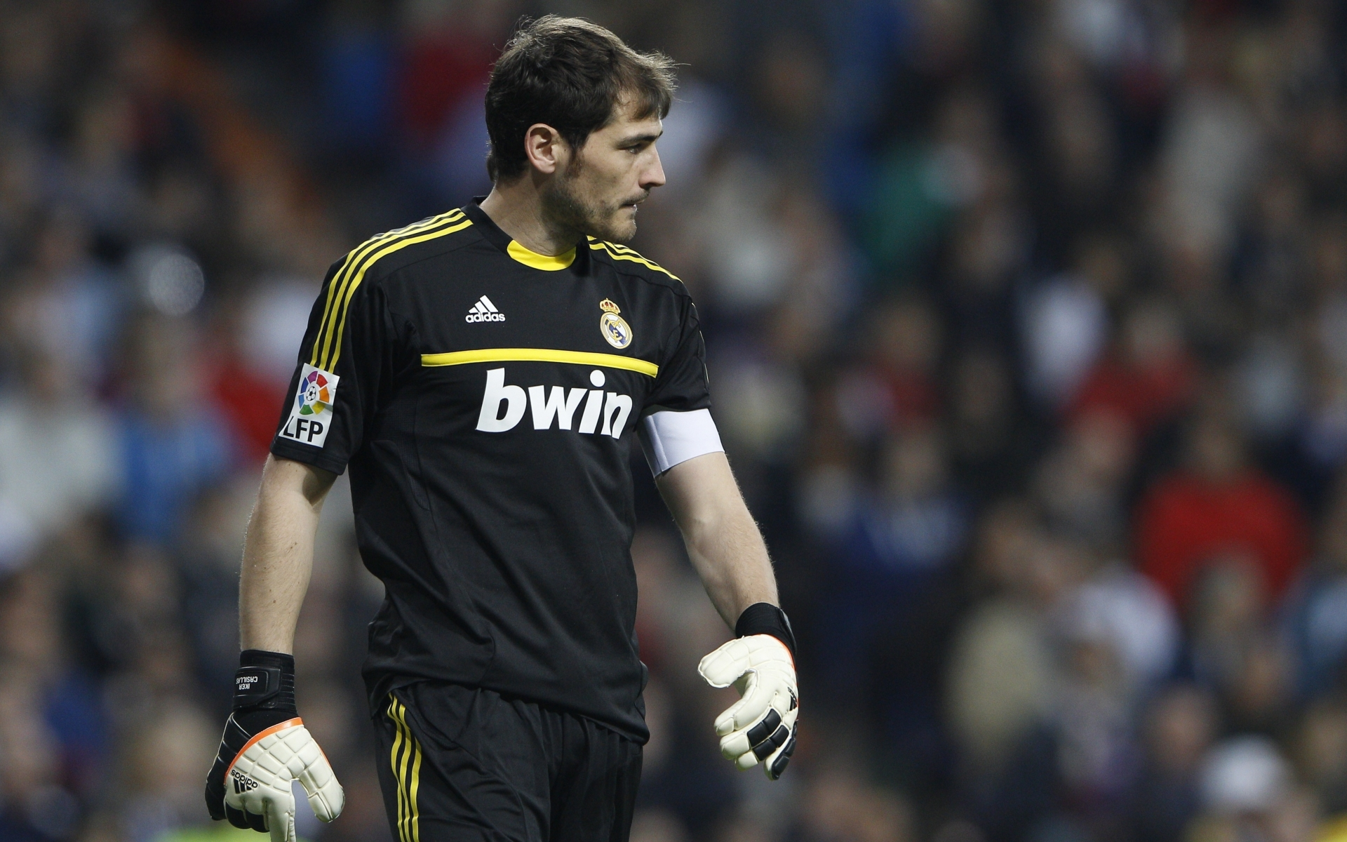 Real Madrid Iker Casillas   1920 X 1200   Download   Close