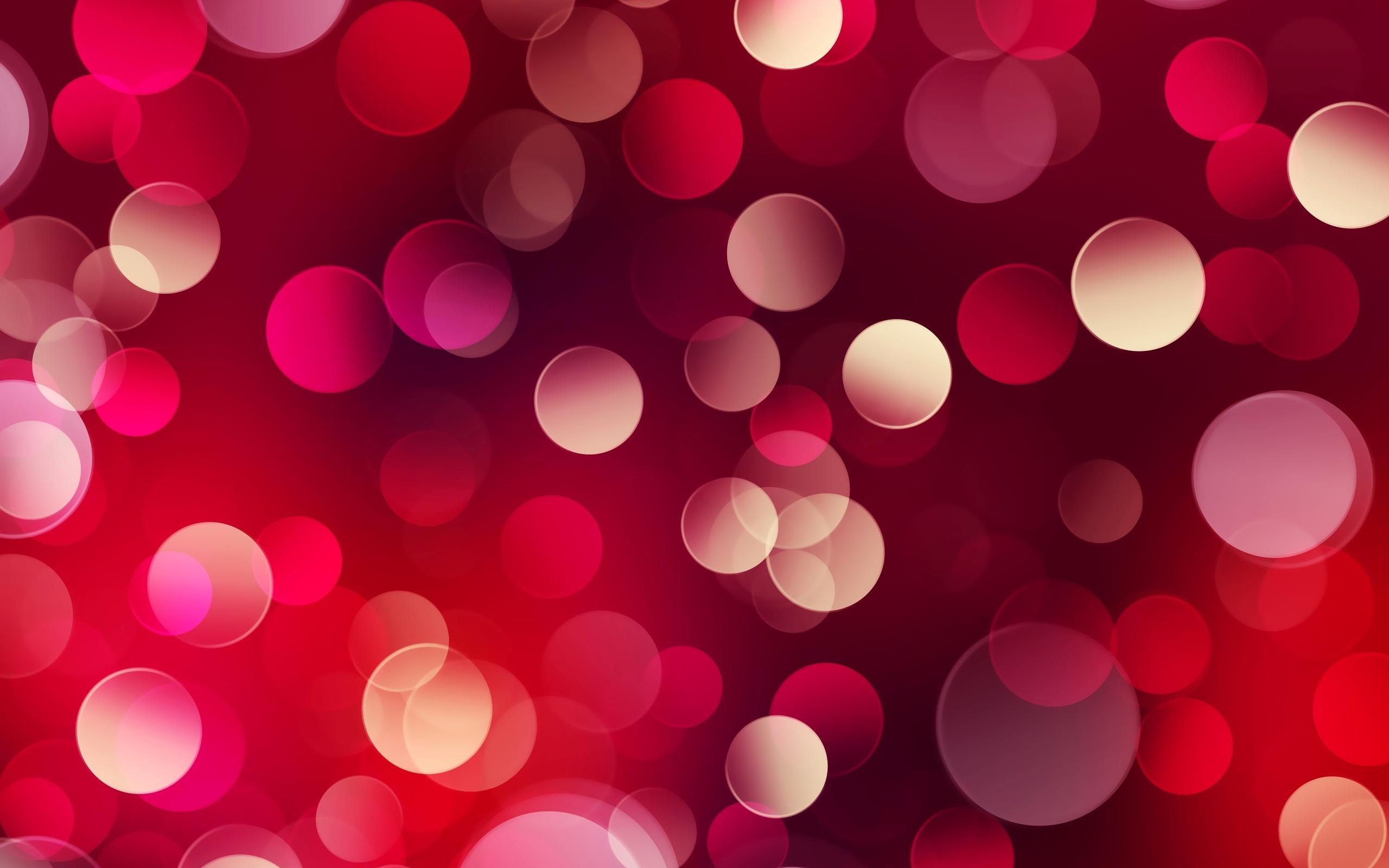 Red Light Bokeh Wallpapers 2560x1600 832753