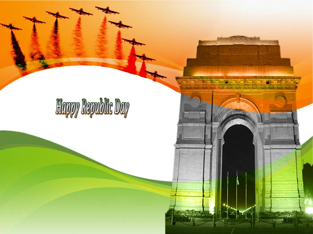 Republic Day India Gate Wallpapers