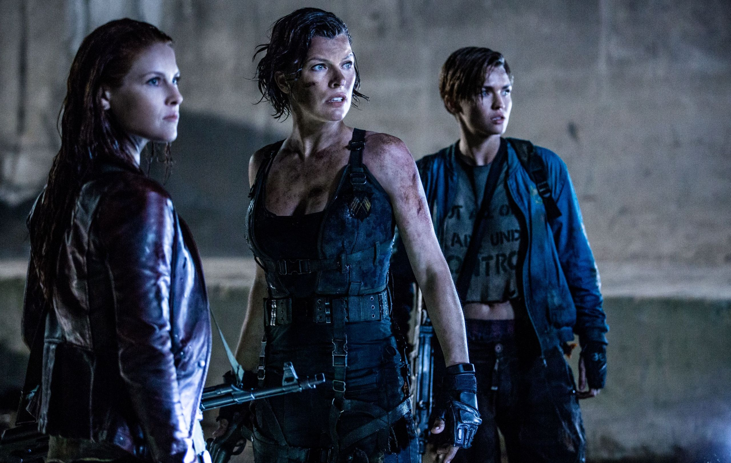 Resident Evil The Final Chapter Wallpapers 2560x1620 725568