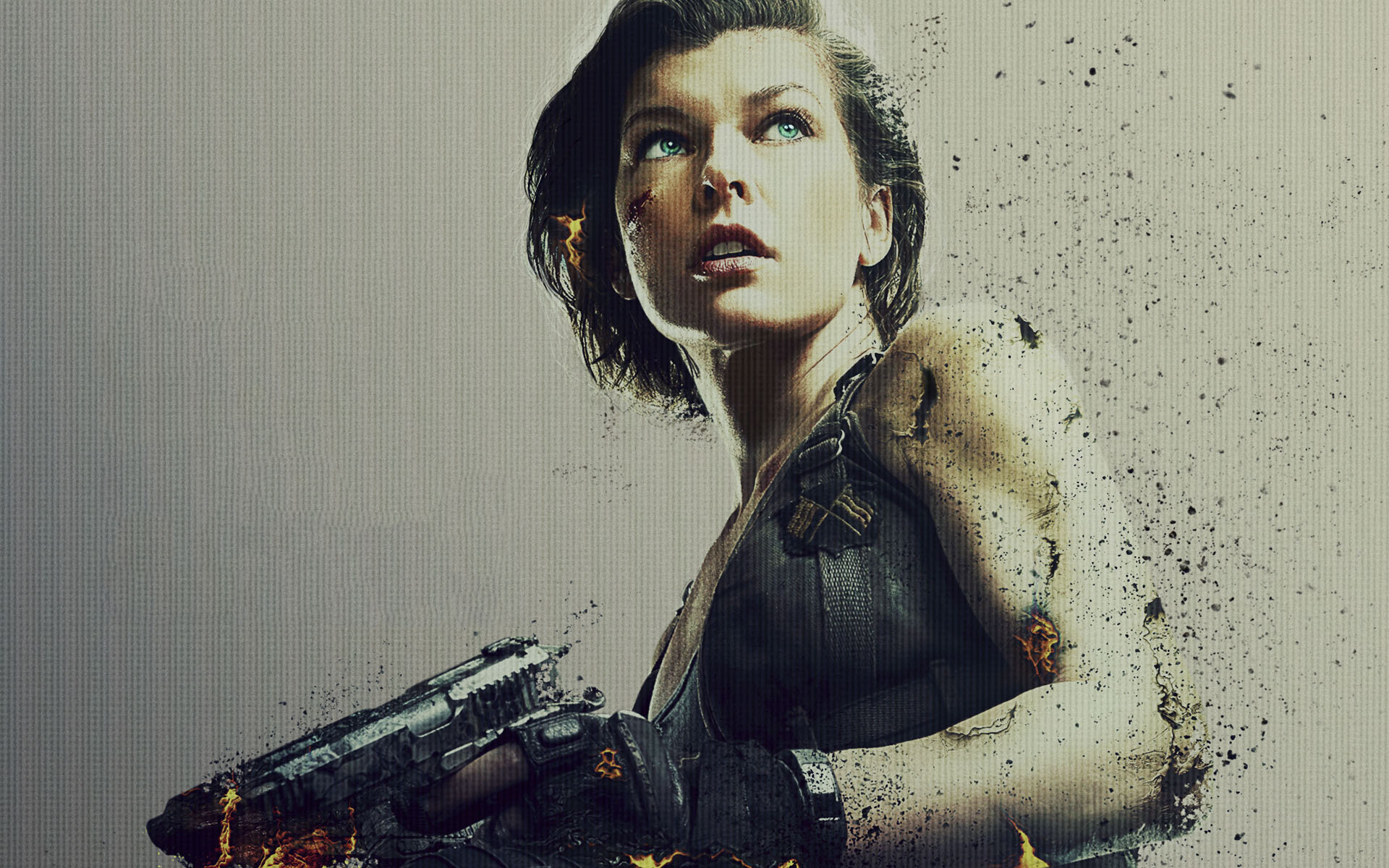 Resident Evil The Final Chapter Poster Wallpapers