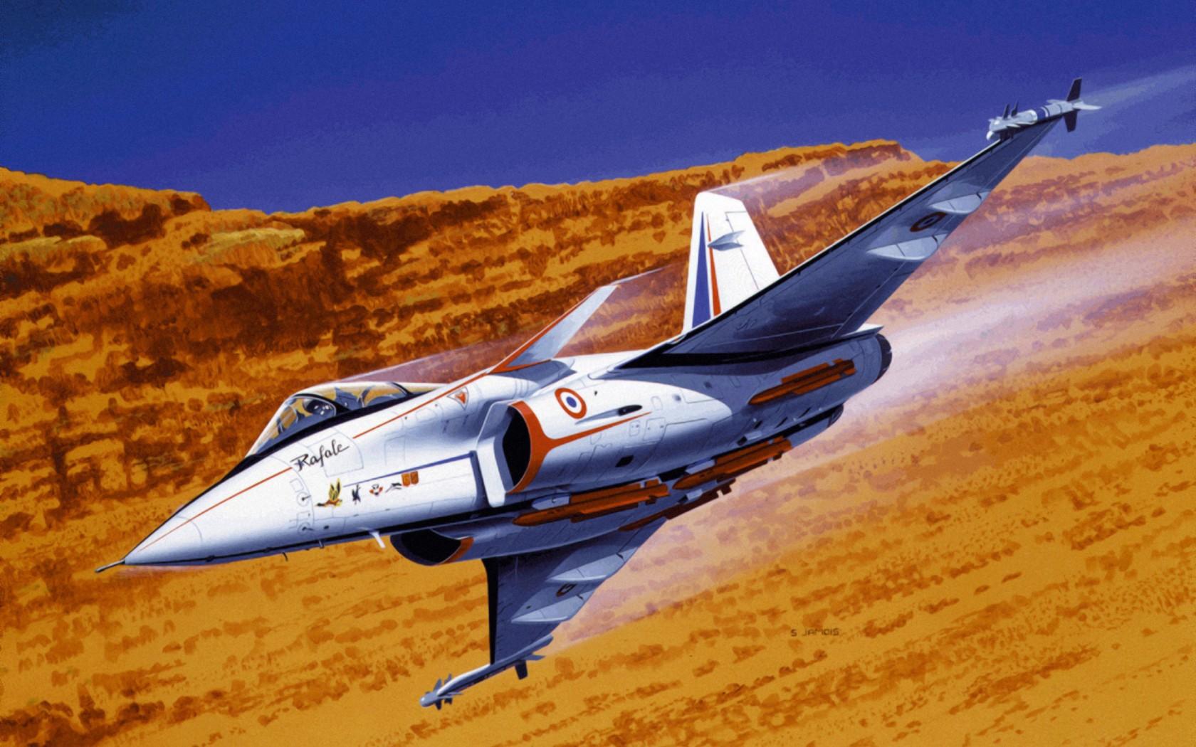 Revell Dassault Rafale Wallpapers