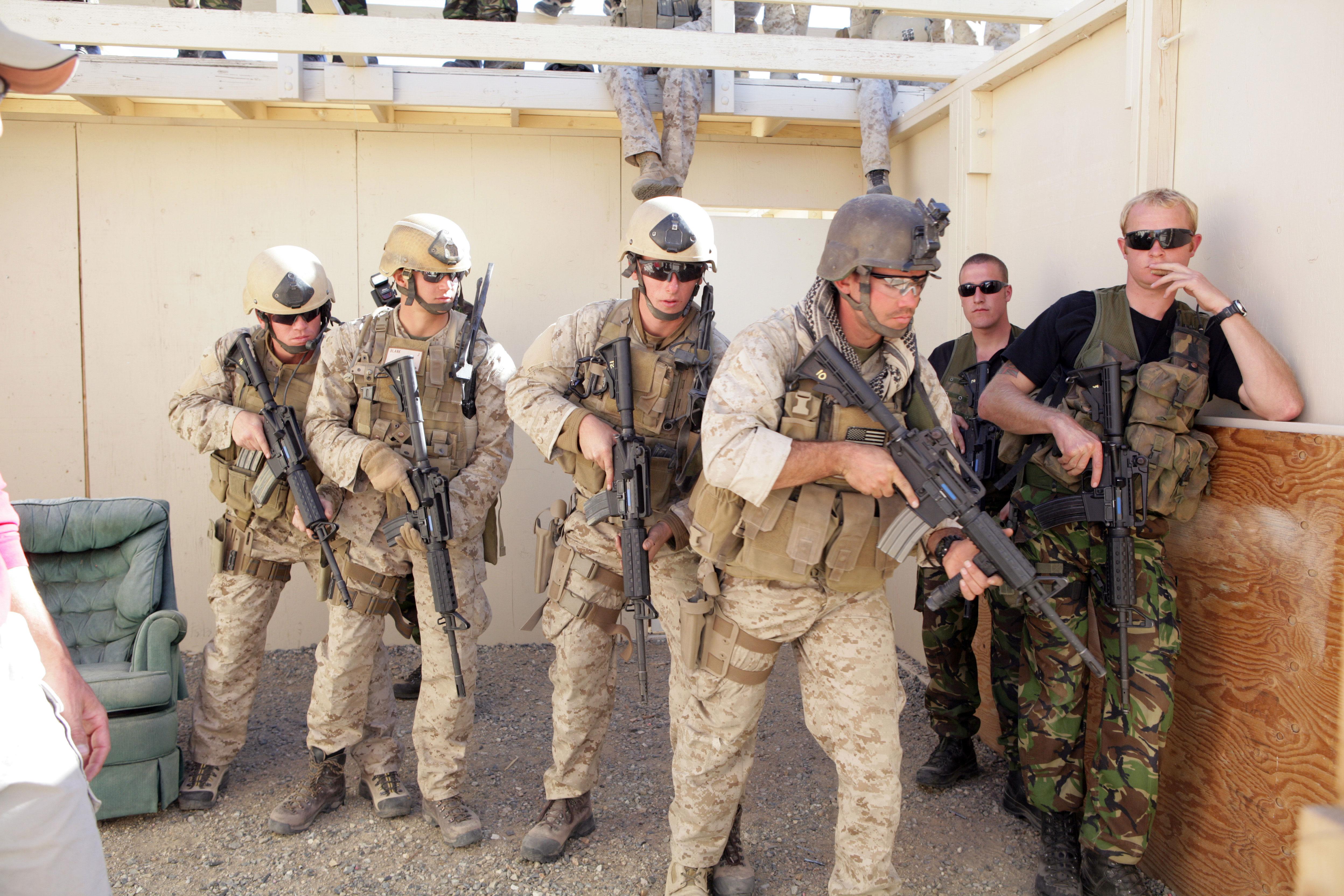 Royal Marines Commando Wallpapers 4992x3328 2560324