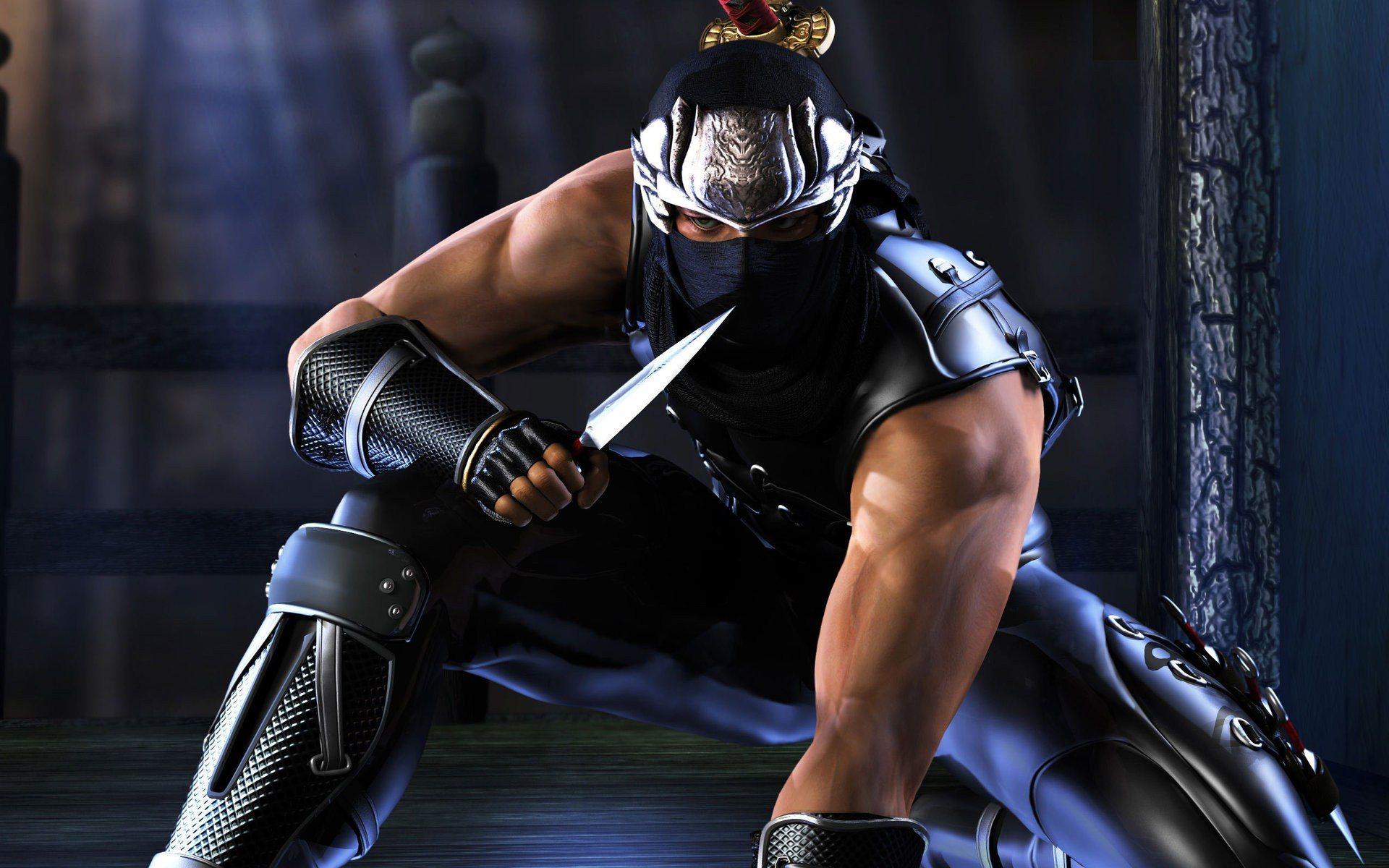 Ryu Hayabusa Ninja Gaiden Wallpapers