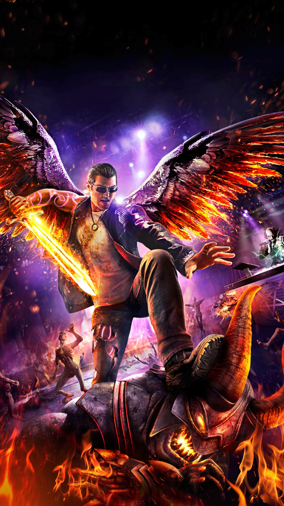 Saints Row Gat Out Of Hell Action