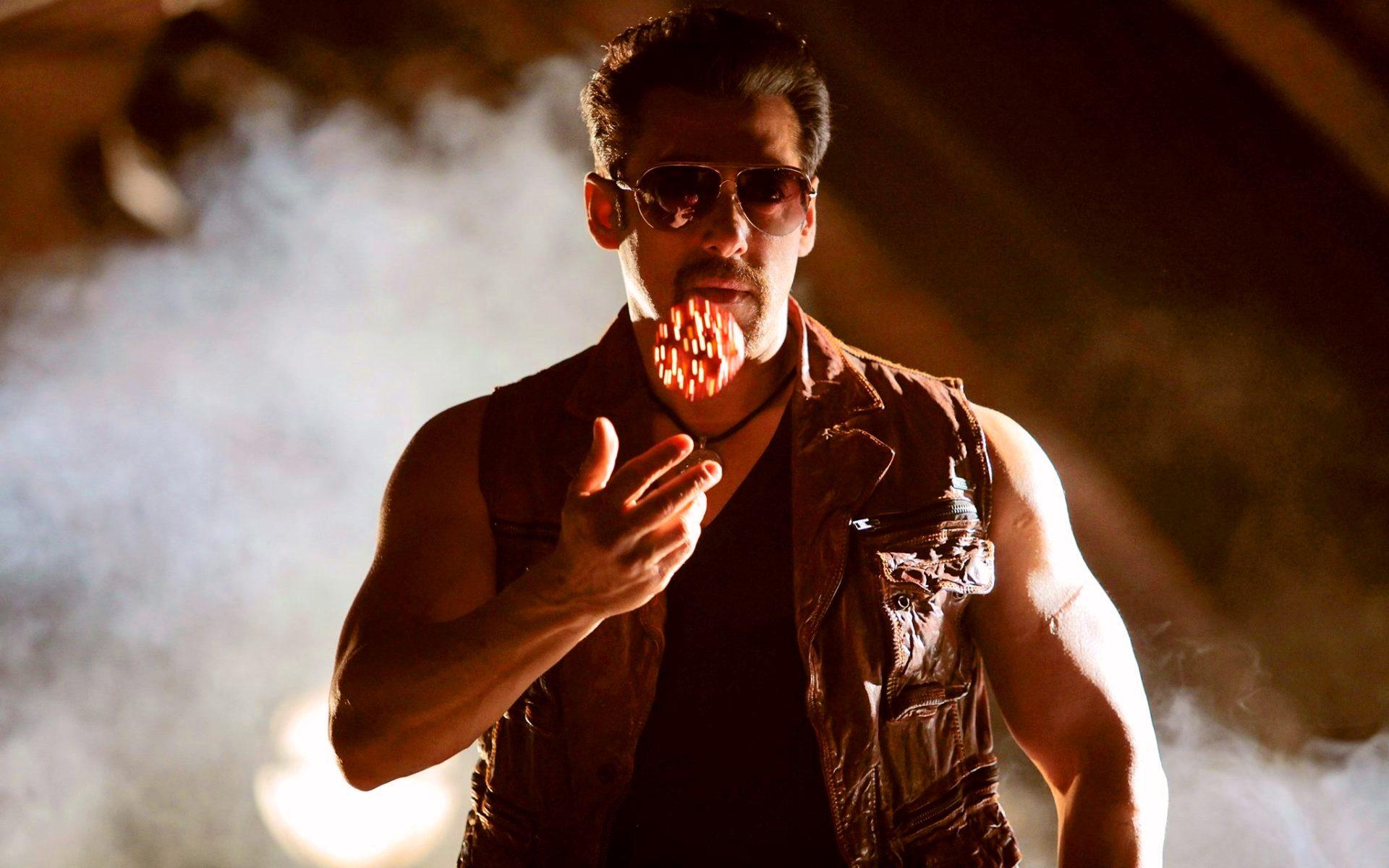 Salman Khan New Look At Kick Movie Wallpapers - 1920x1200 ...
