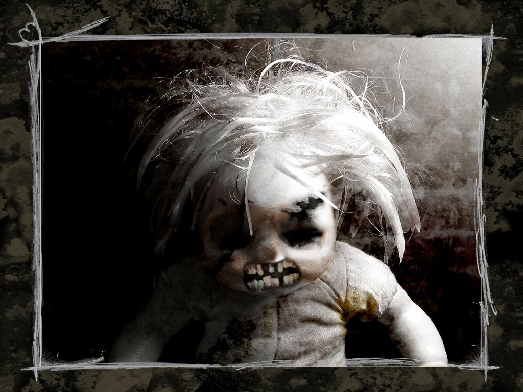 Scary baby face 1024 x 768 download close