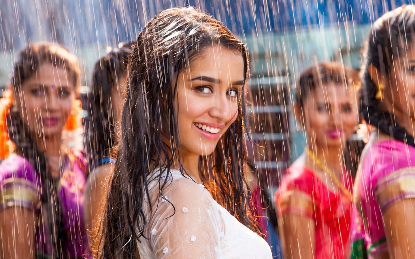 Shraddha Kapoor As Sia In Baaghi