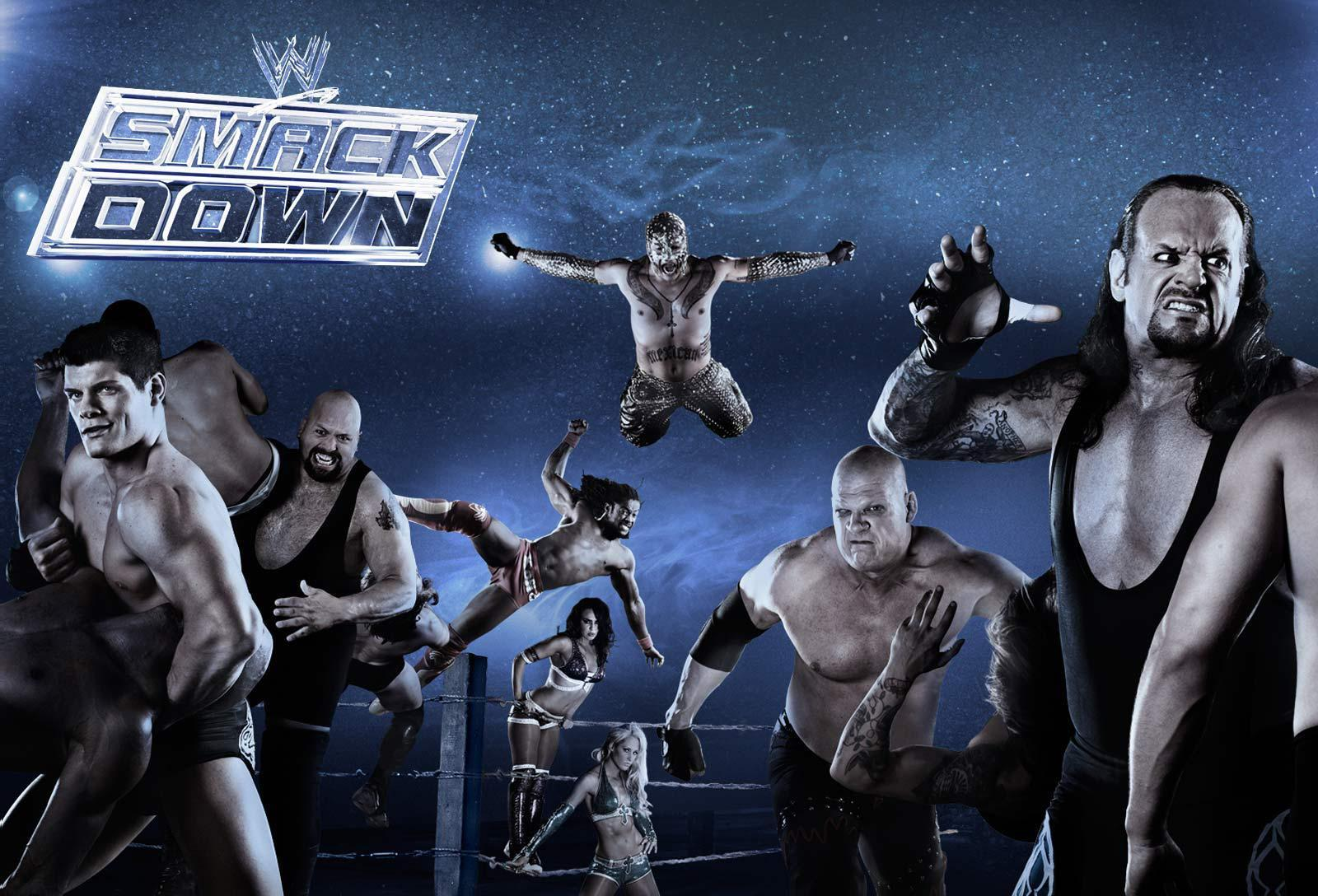 Smackdown WWE