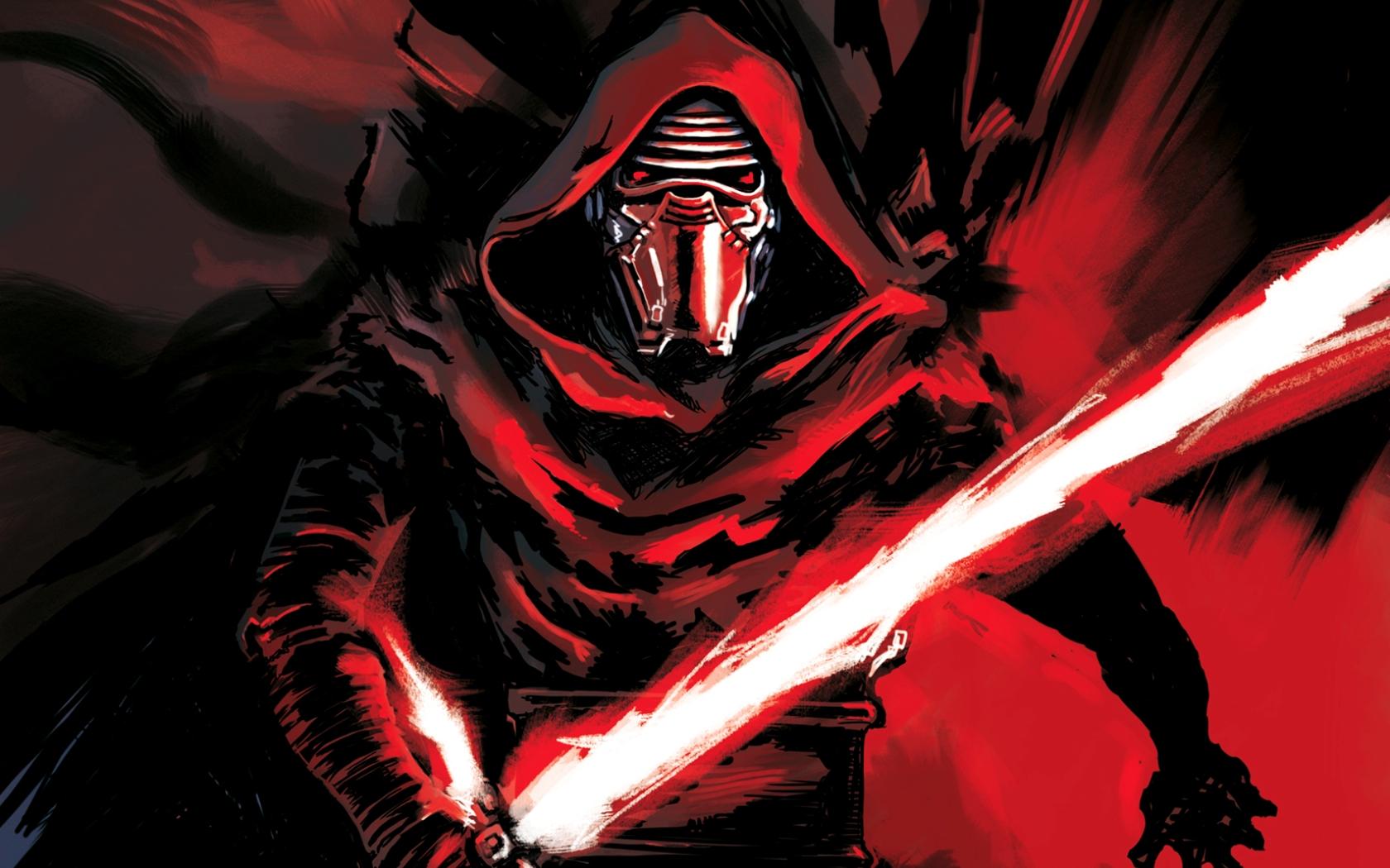 Star Wars The Force Awakens Kylo Ren