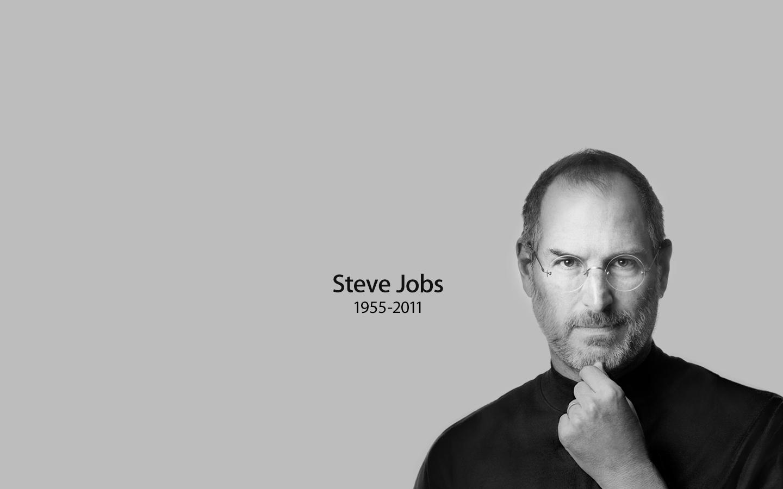 Steve Jobs Apple Wallpapers