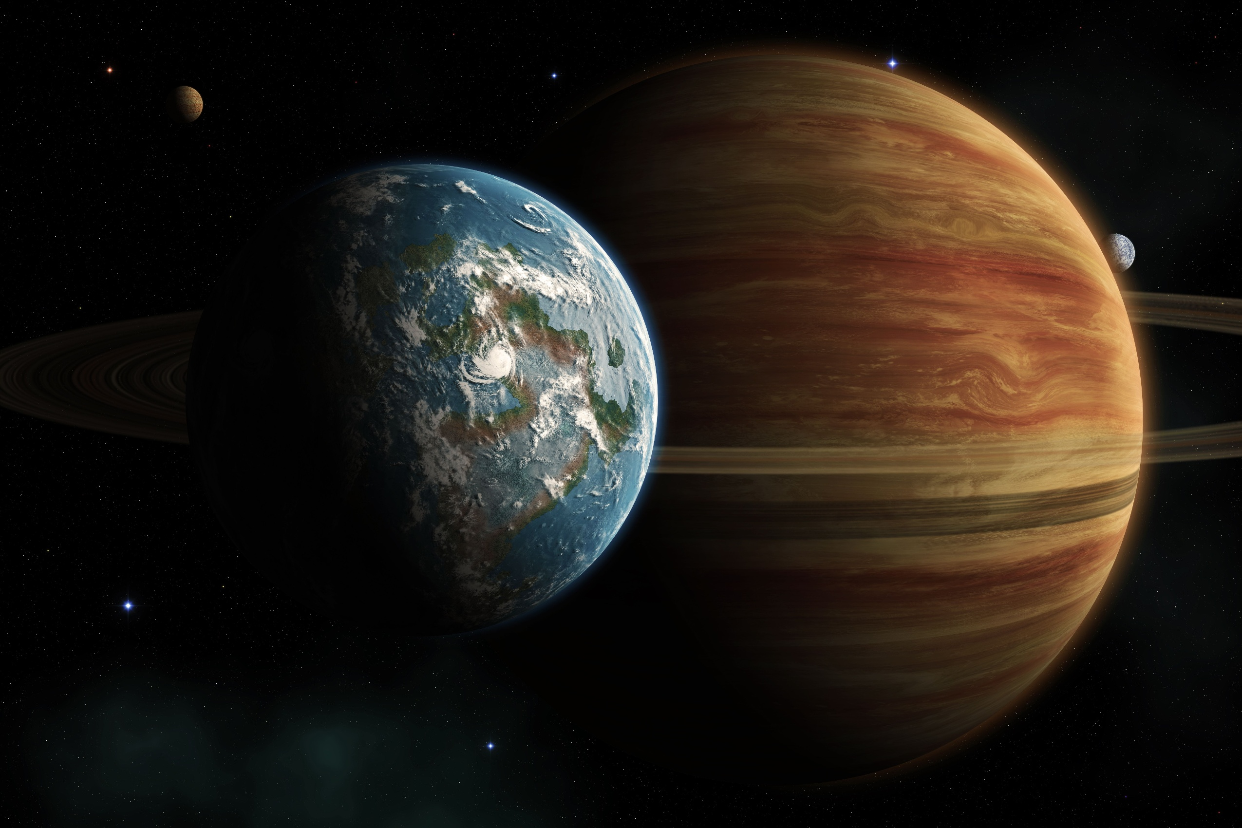 hd images planets