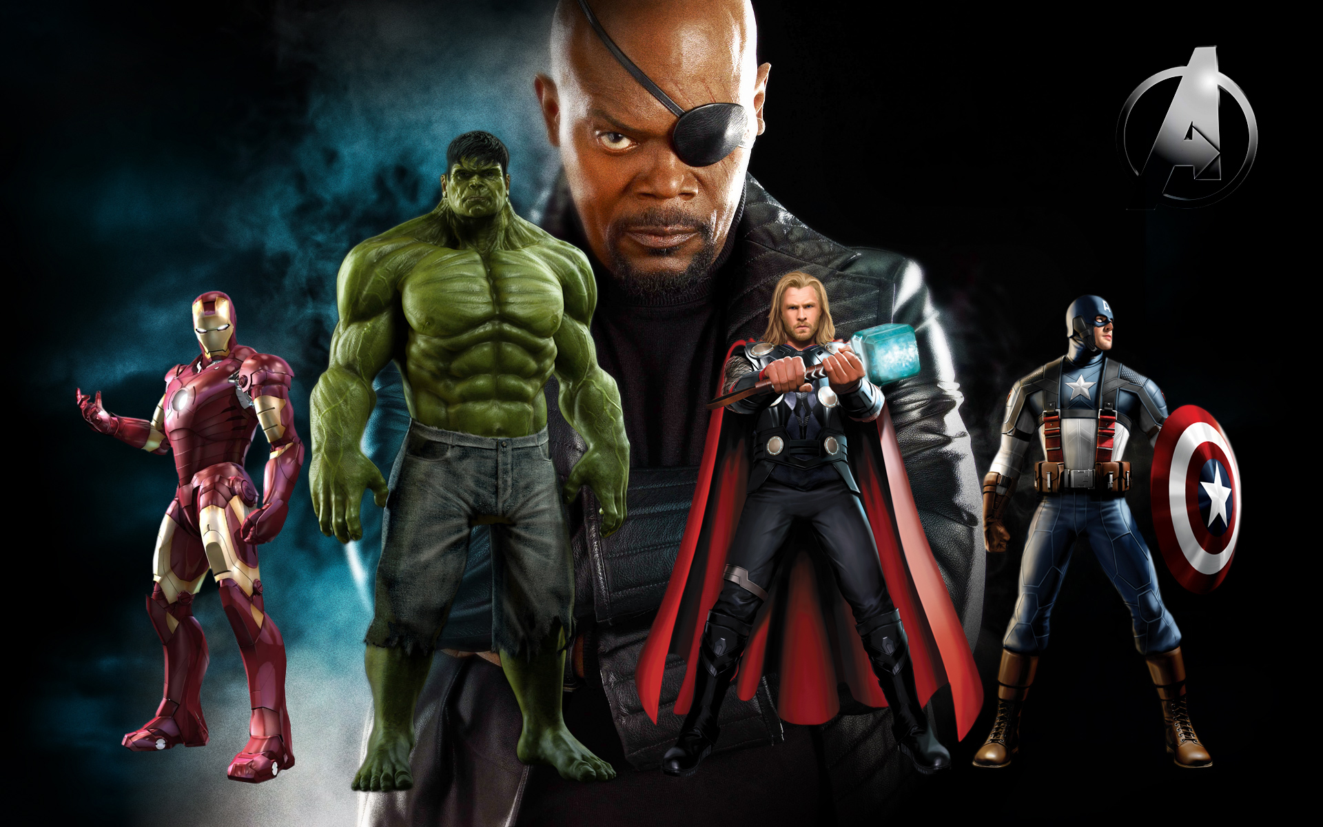 The Avengers | 1920 x 1200 | Download | Close