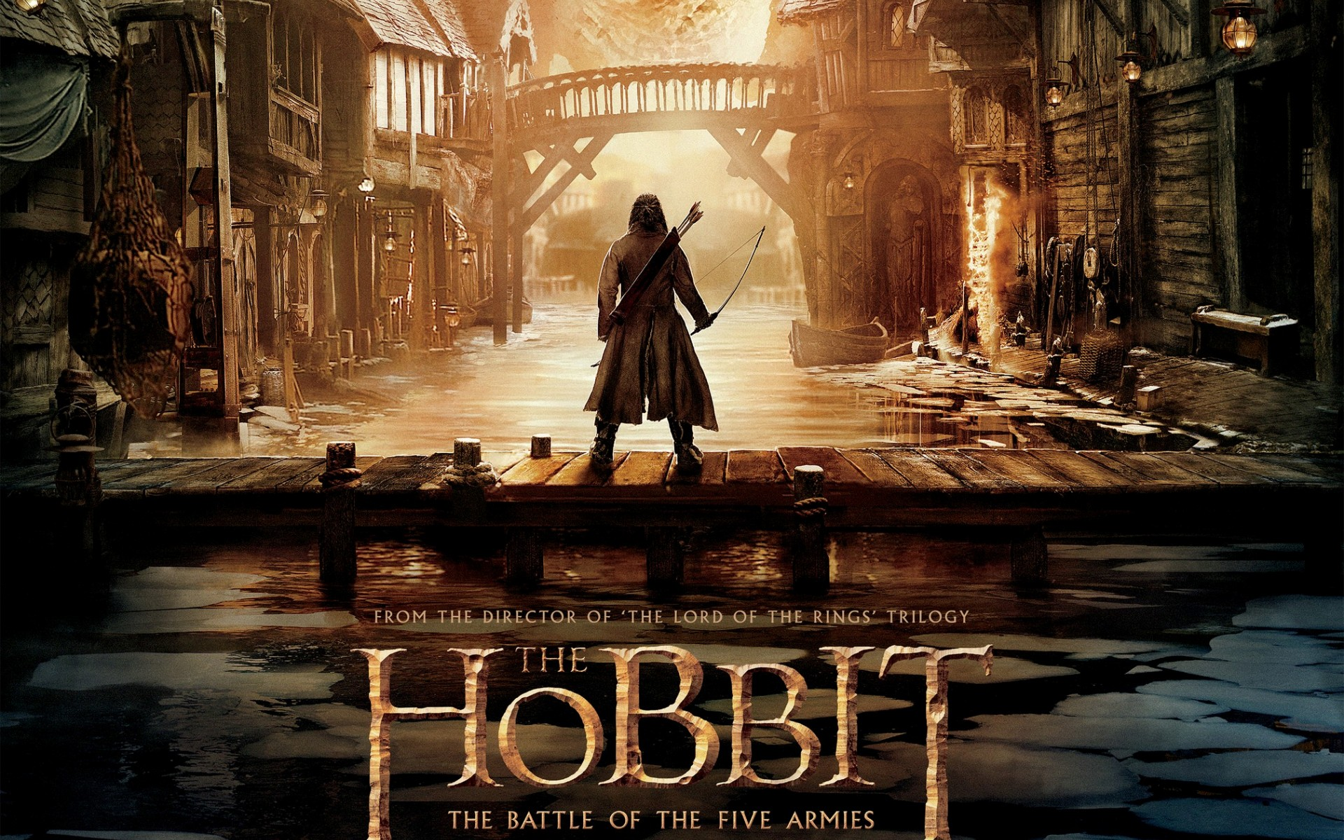 The Hobbit: The Battle Of The Five Armies Poster ...