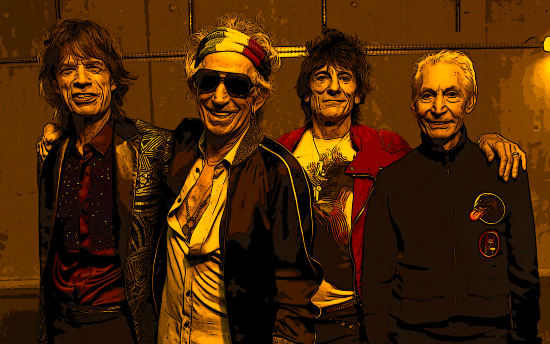 The Rolling Stones Wallpapers 1920x1200 400620