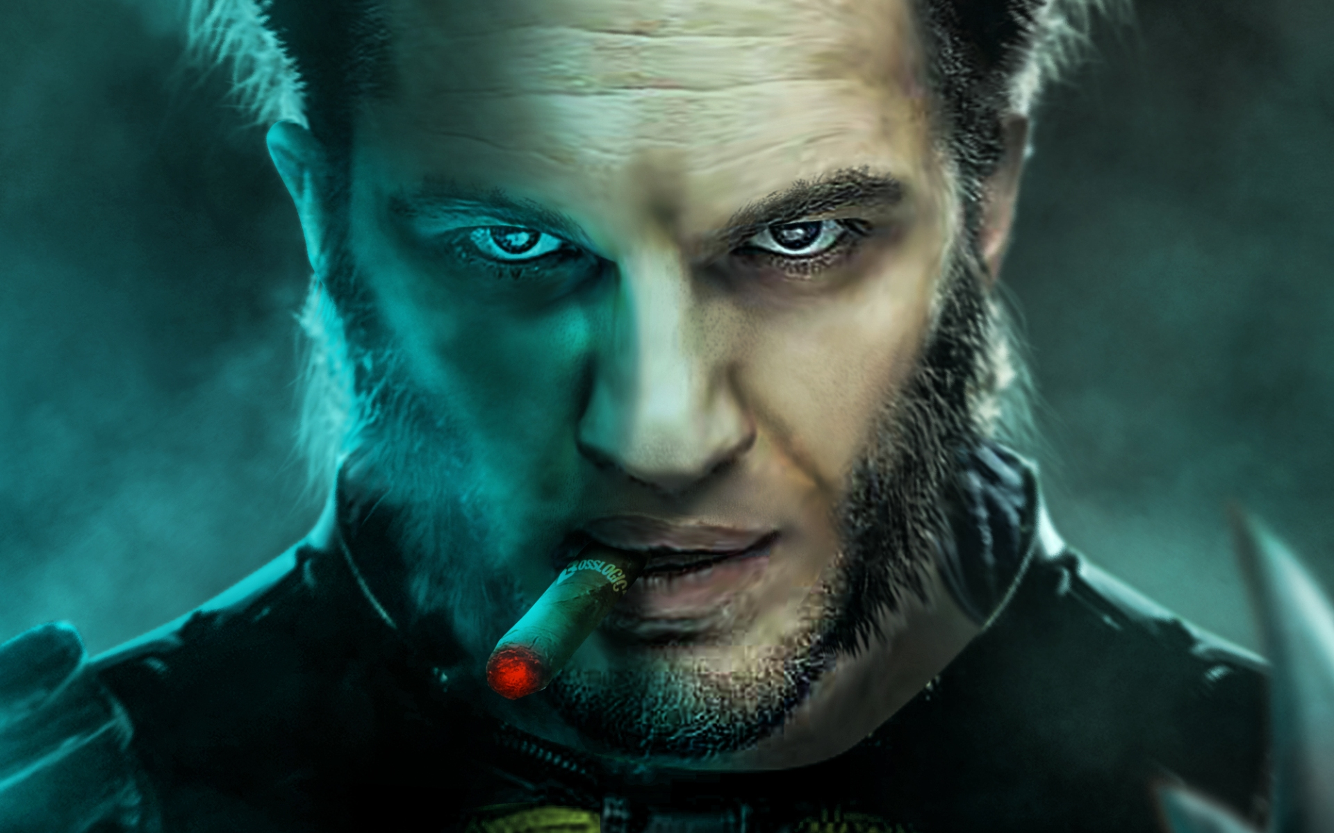 Tom Hardy Wolverine Wallpapers 1920x1200 905162
