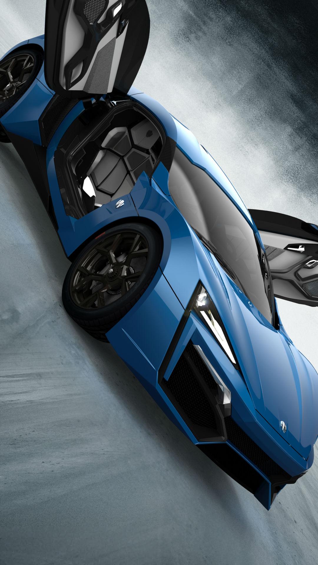 W Motors Lykan Hypersport 2015 Wallpapers